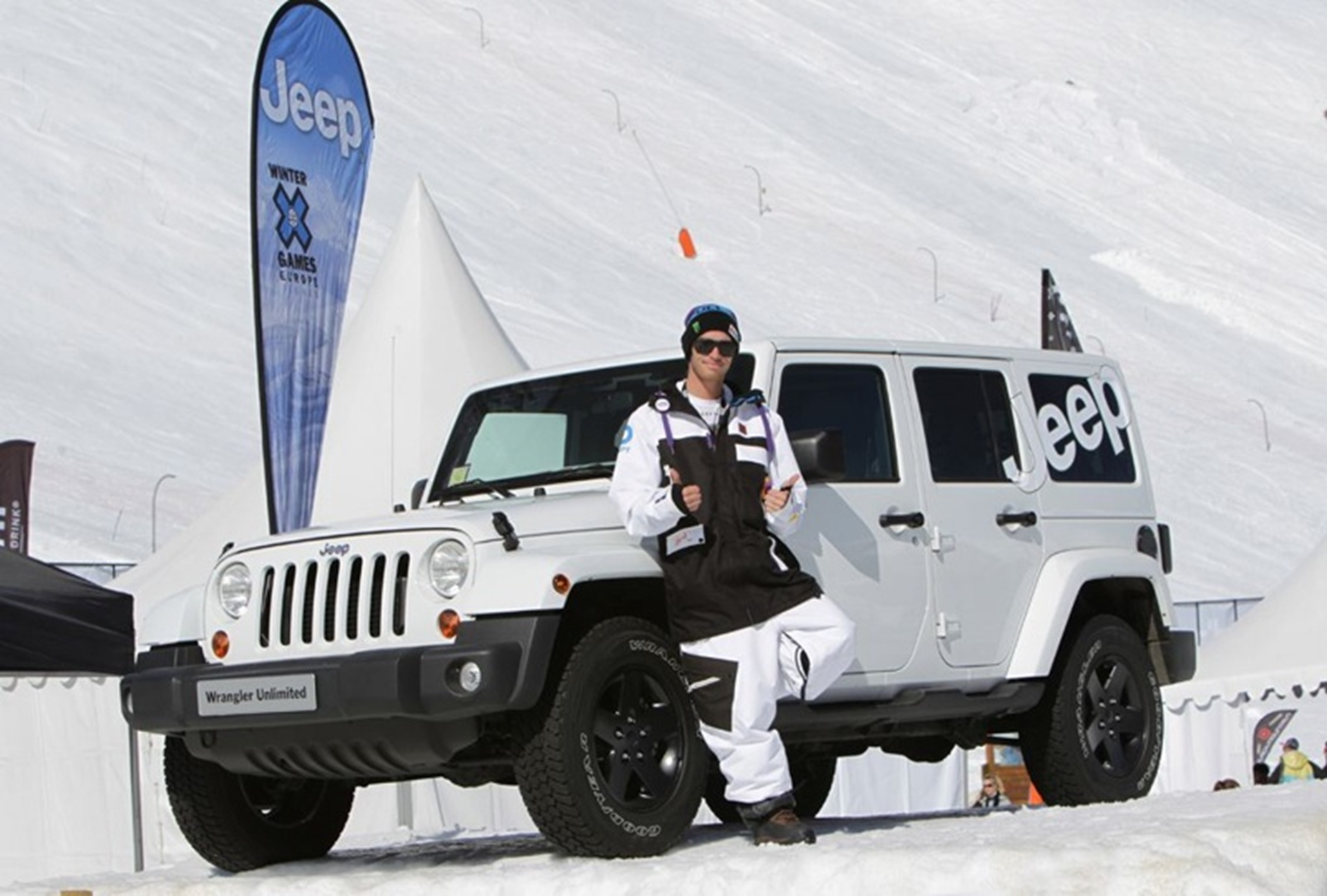 Jeep X Games