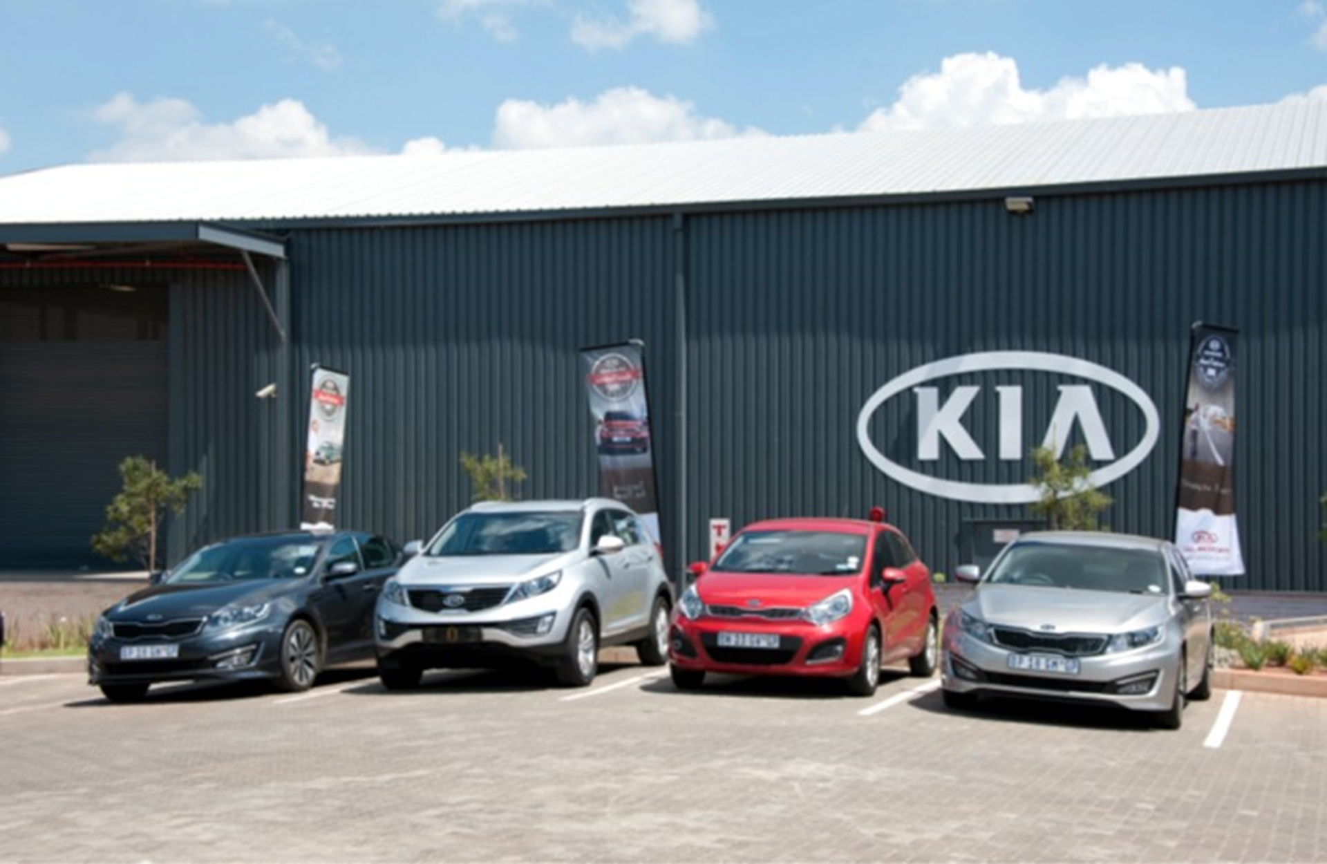 KIA South Africa parts