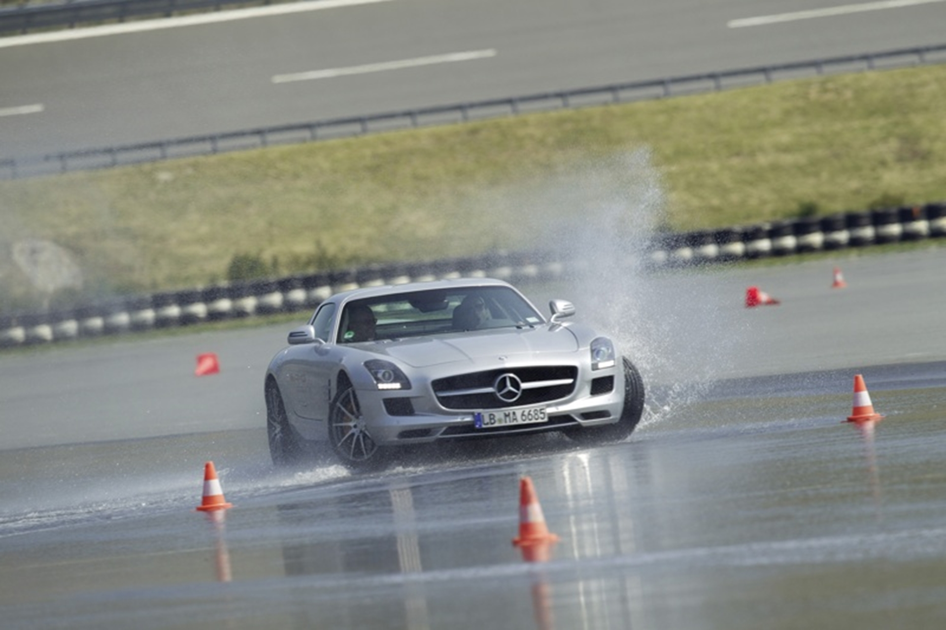AMG Driving Academy 2012