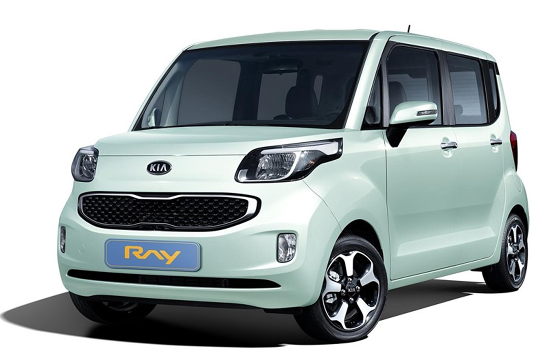 New Kia Ray