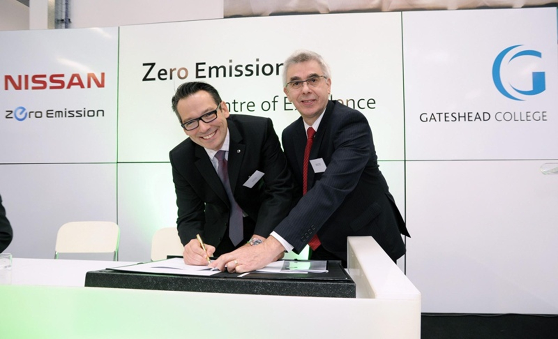 Nissan to Develop Zero Emission Centre