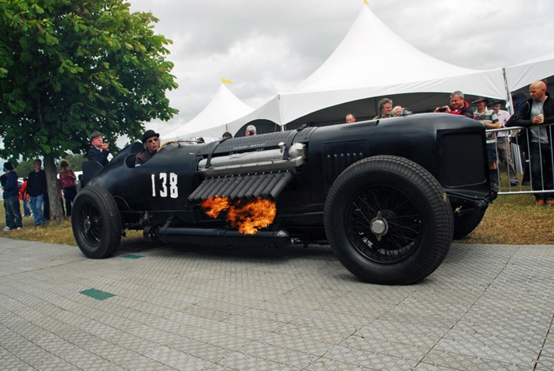 Packard Bentley 42-litre
