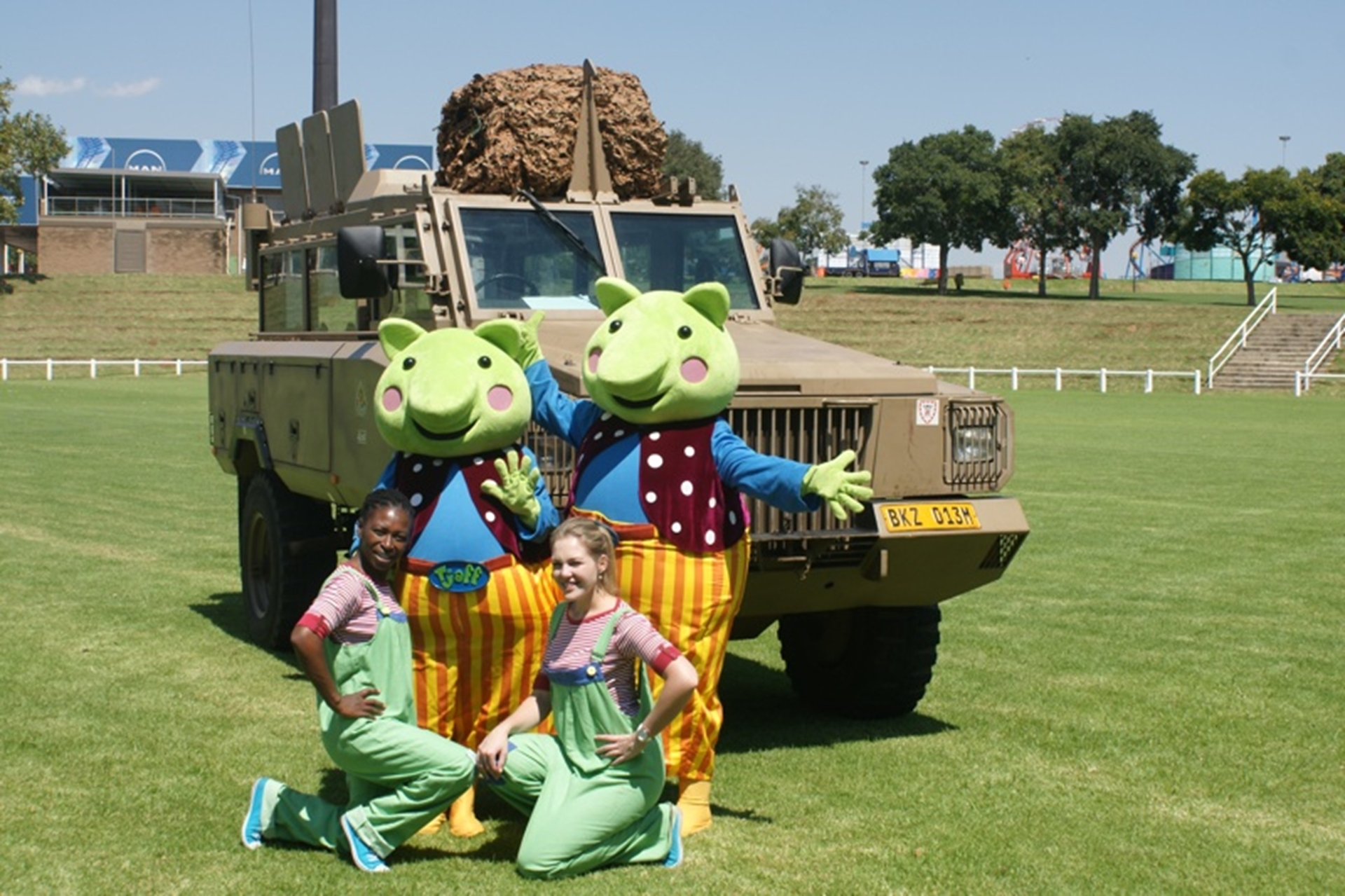 Rand Easter Show 2012