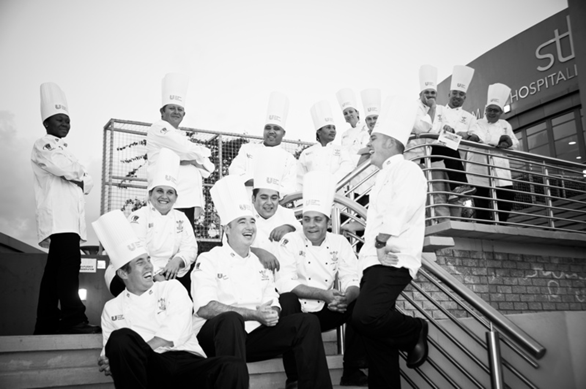 Rand Show Chefs South Africa