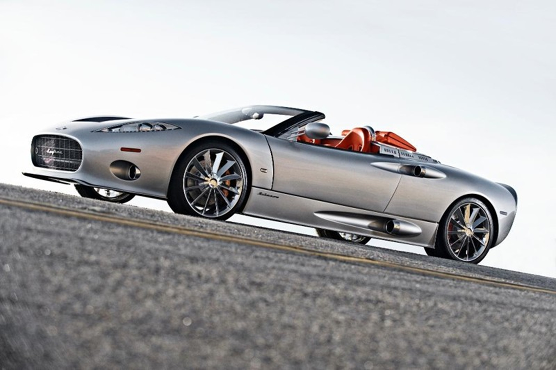 Spyker Spyder Auction