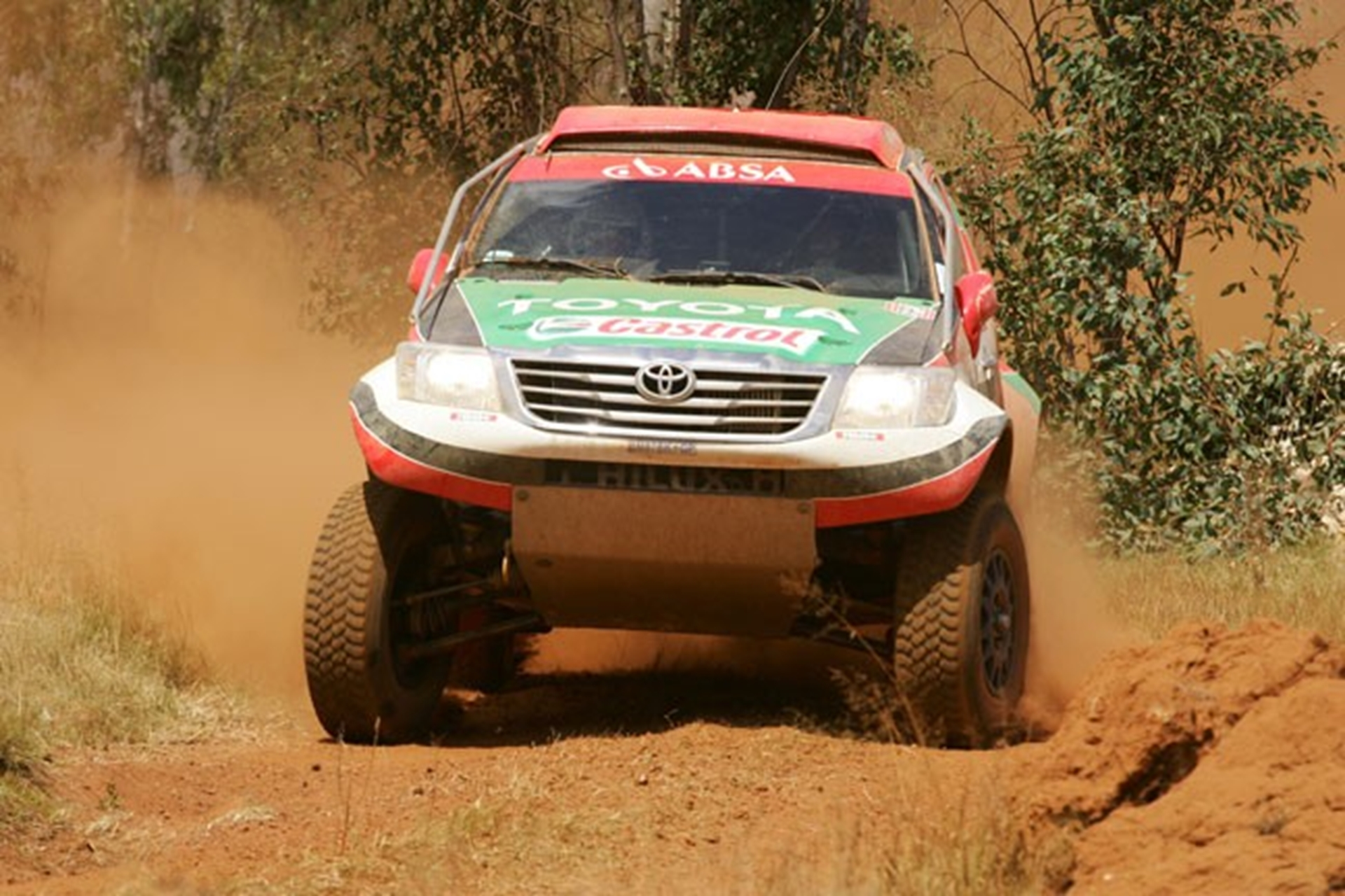 Toyota ABSA off-road