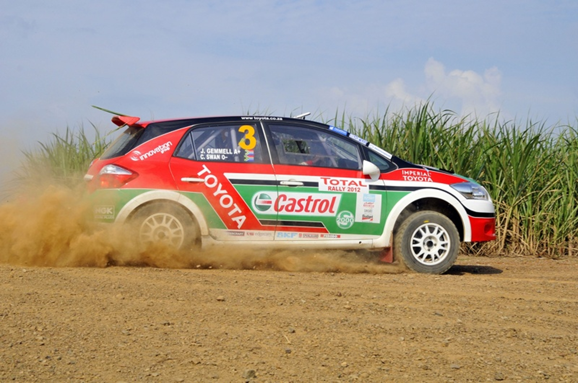 Toyota Rally South Africa