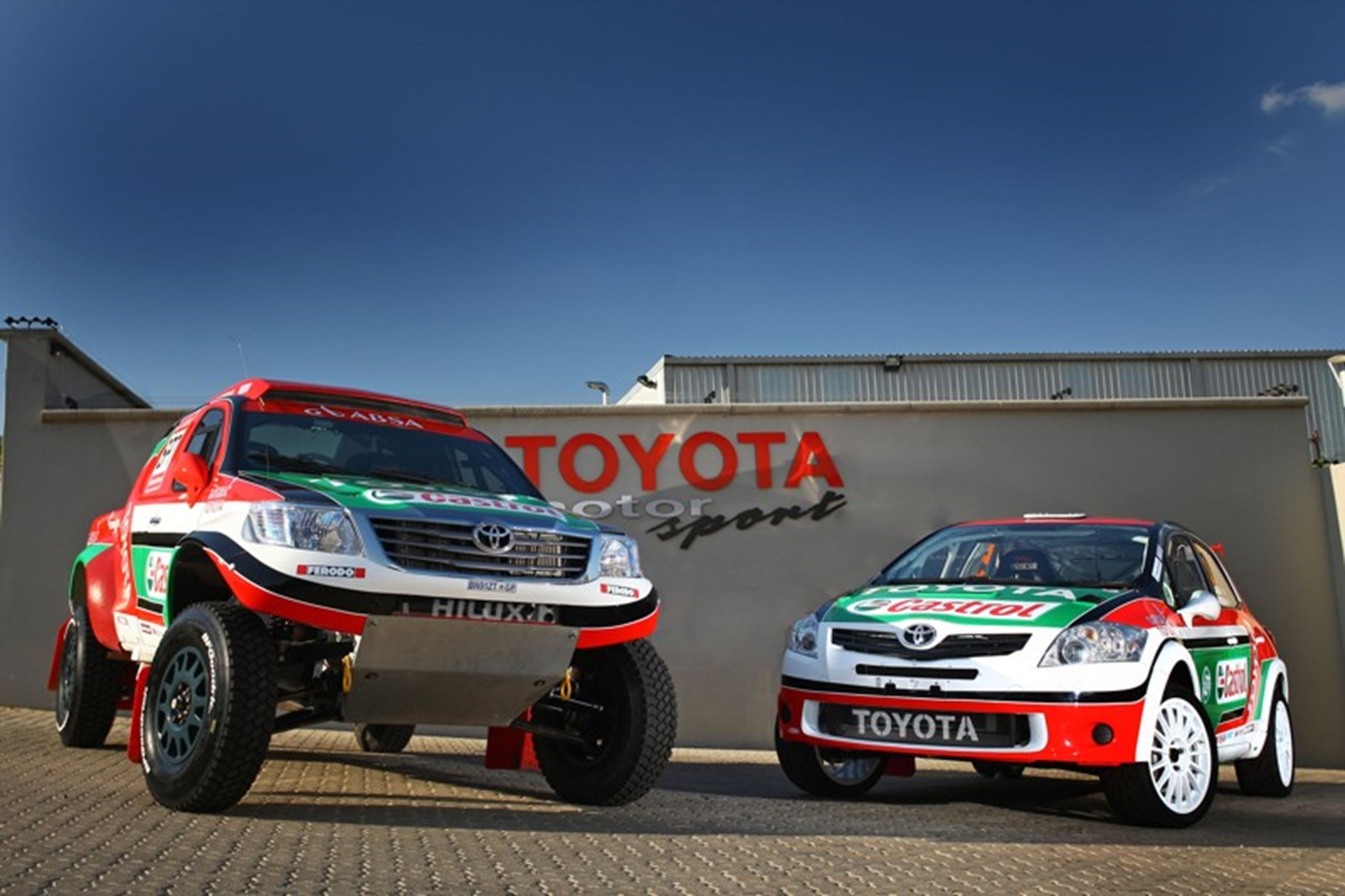 Toyota South-Africa Racing
