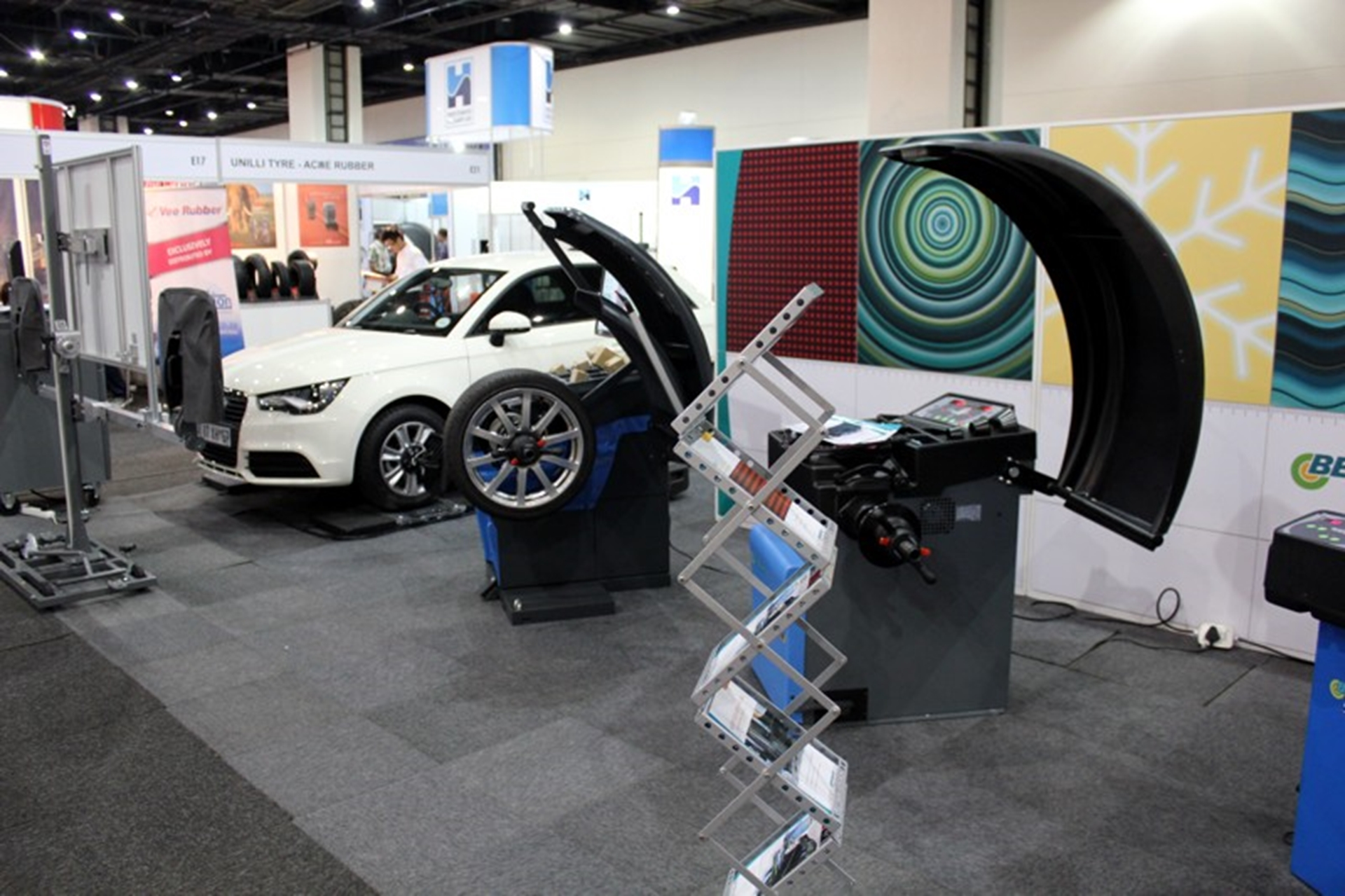 Tyre expo South Africa 2012