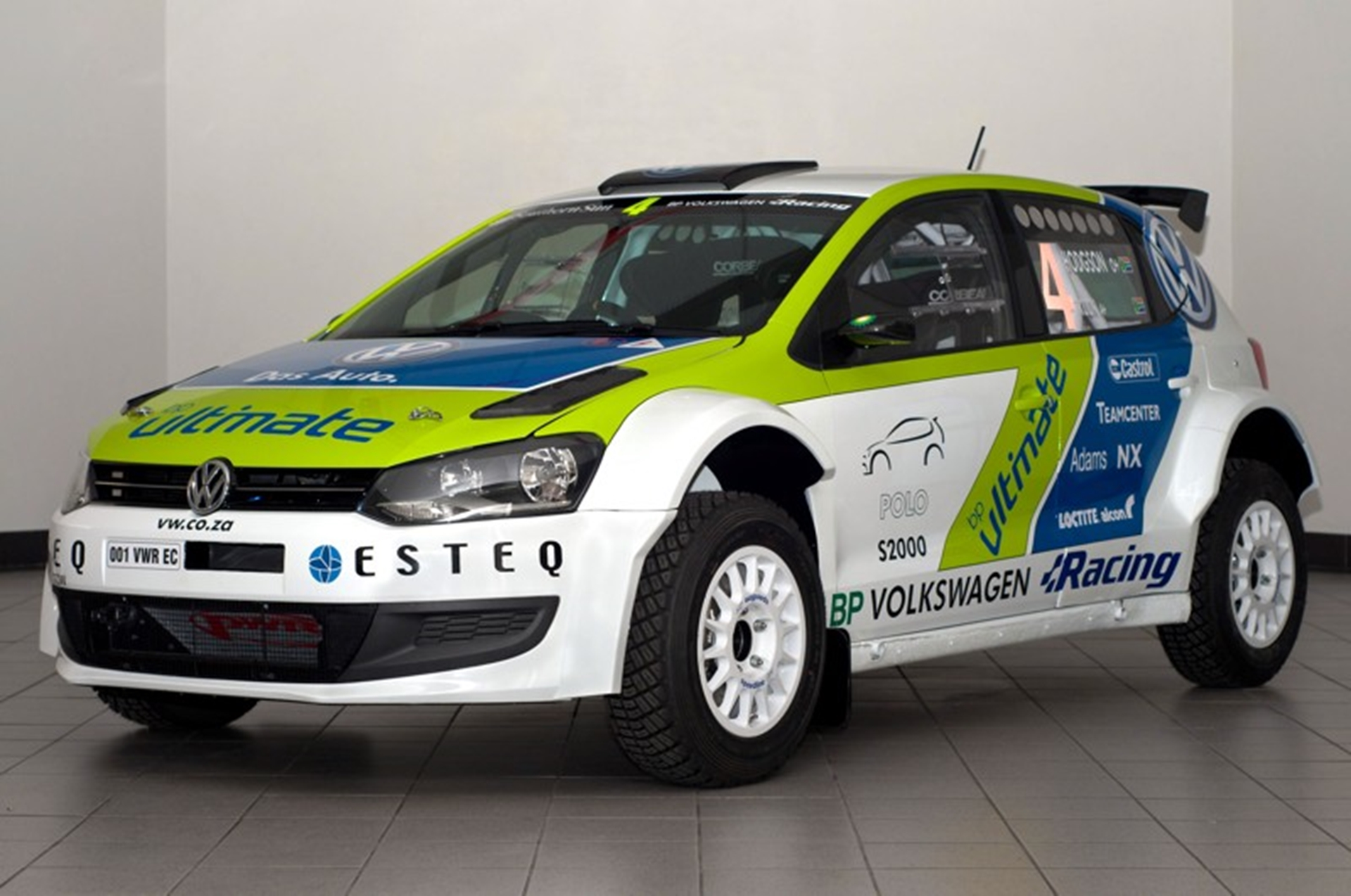 Volkswagen BP Polo