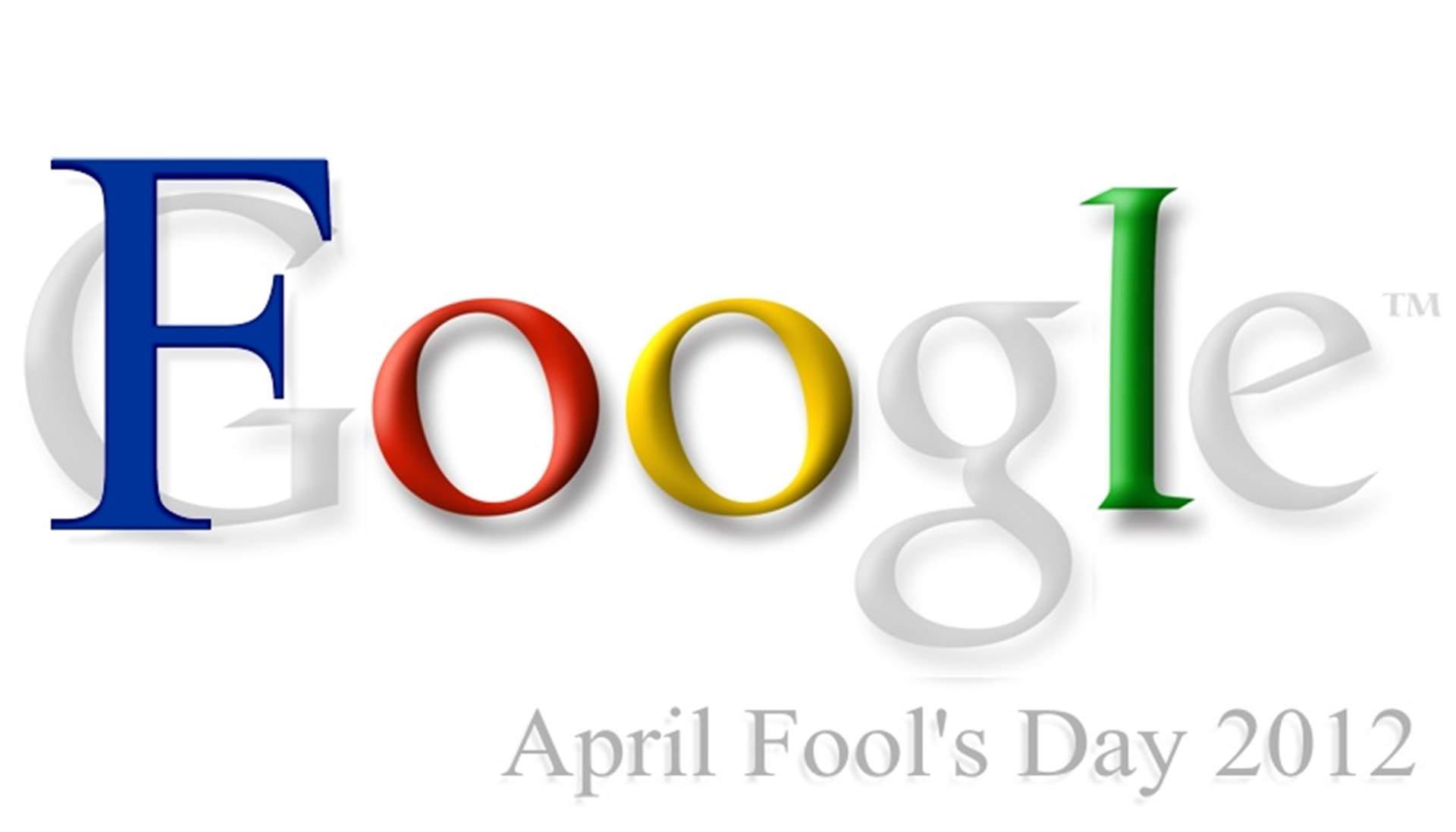 April Fools Pranks 2012