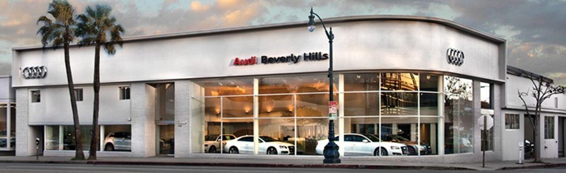 Audi Celebrates Grand Opening Of New Beverly Hills Dealership