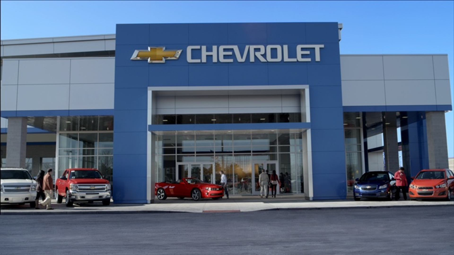 Under The Blue Arch To Debut In Chevy Dealer Group Ads