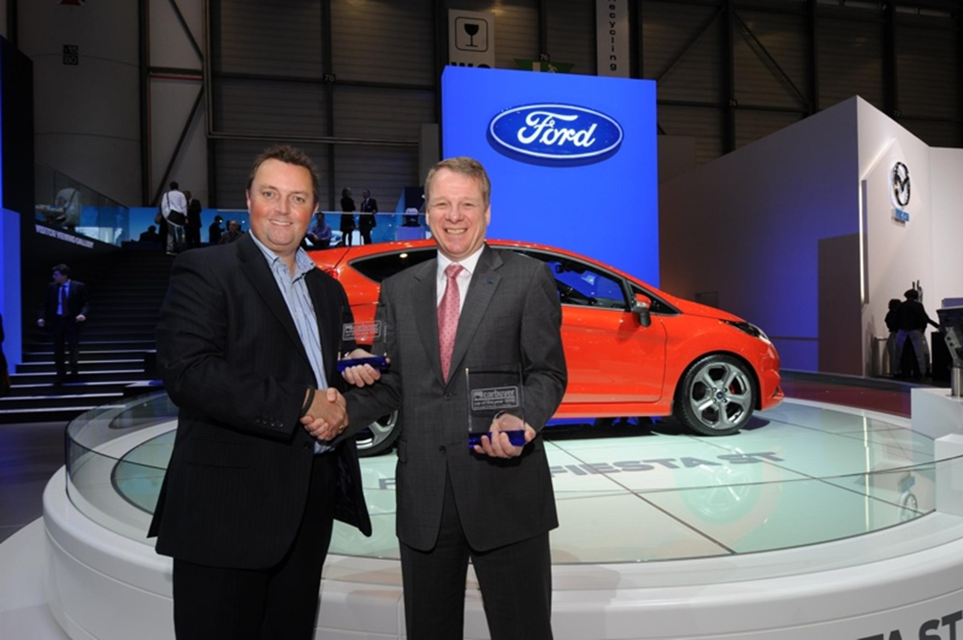 Ford Car Buyer Award