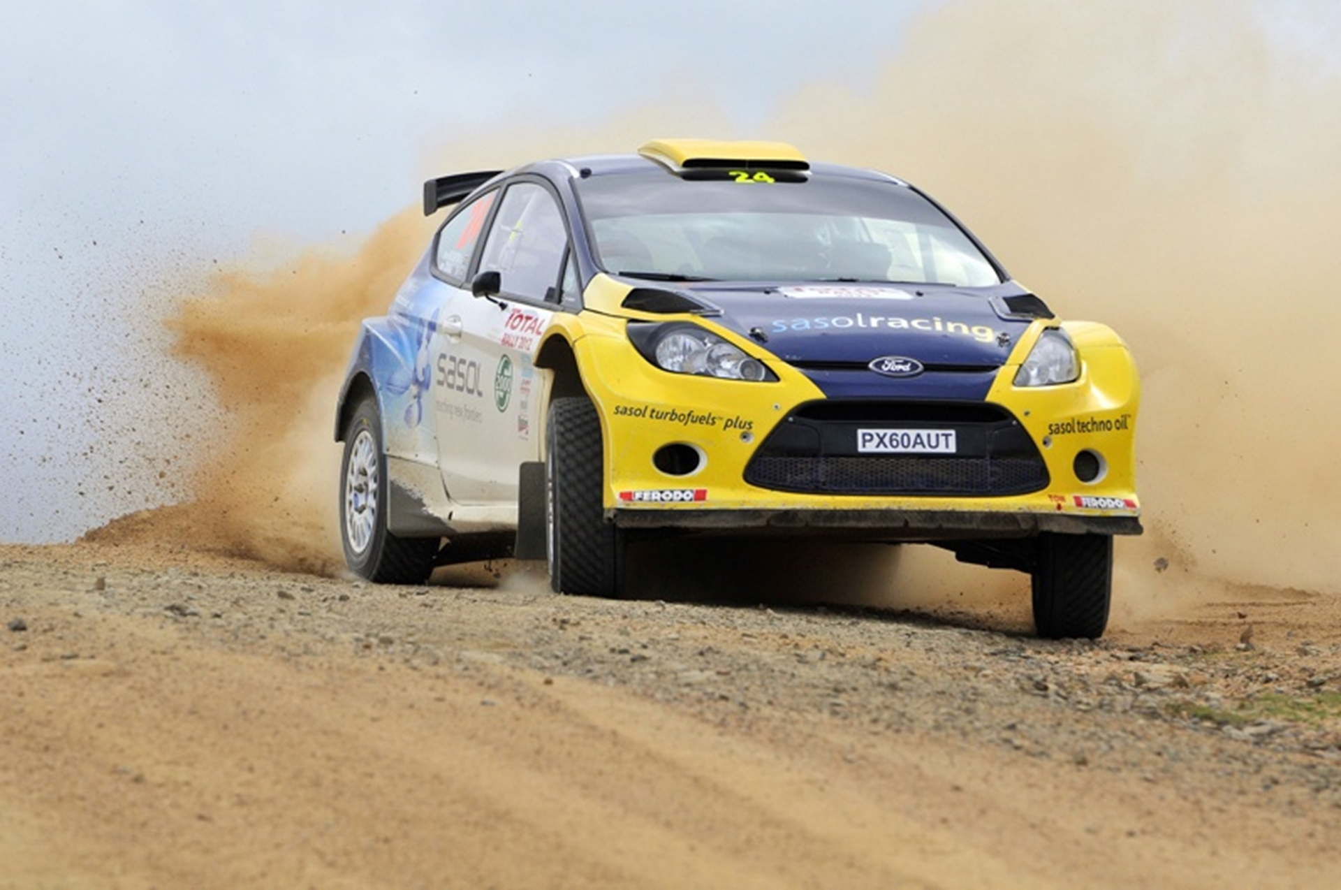 Ford Rally South Africa 2012