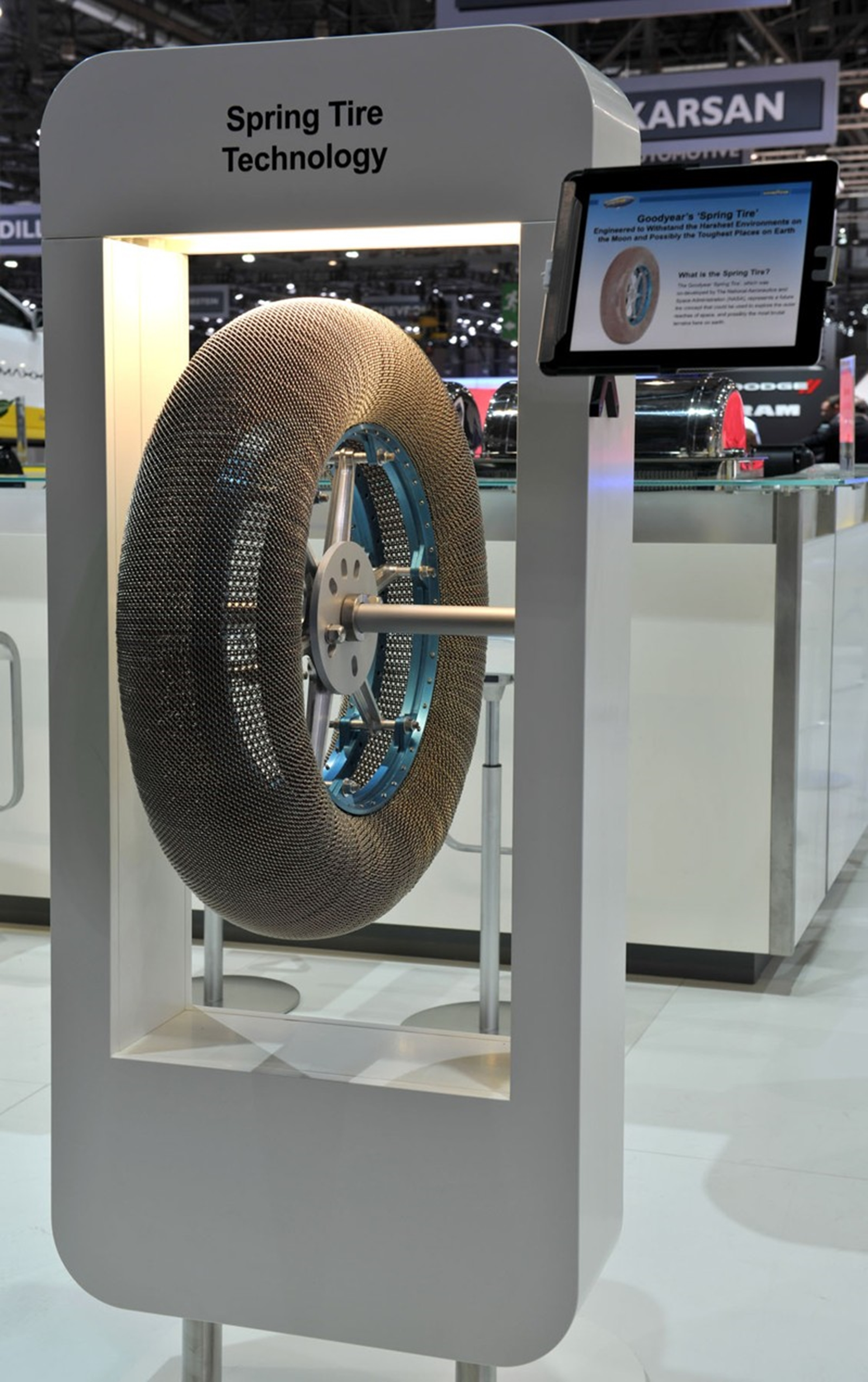 Goodyear Tyre Concepts