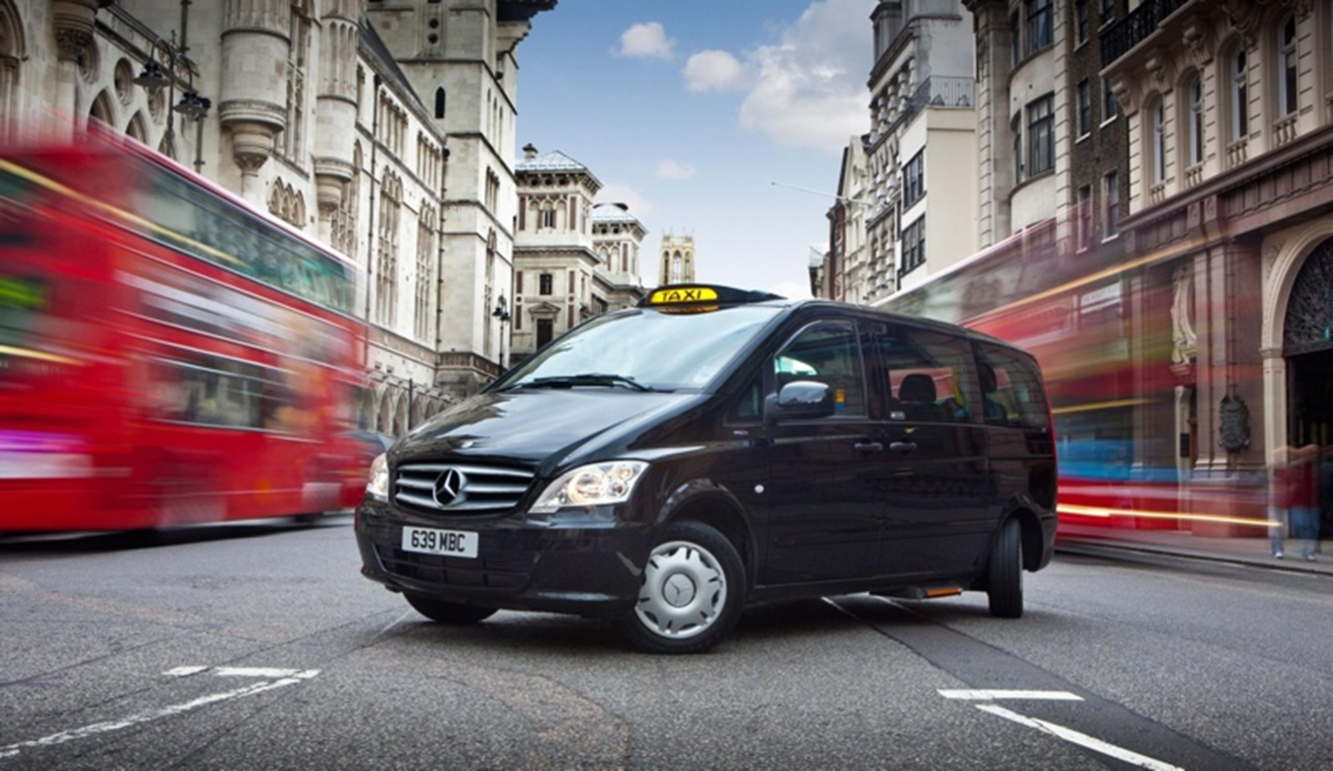 Mercedes-Benz Black Cab