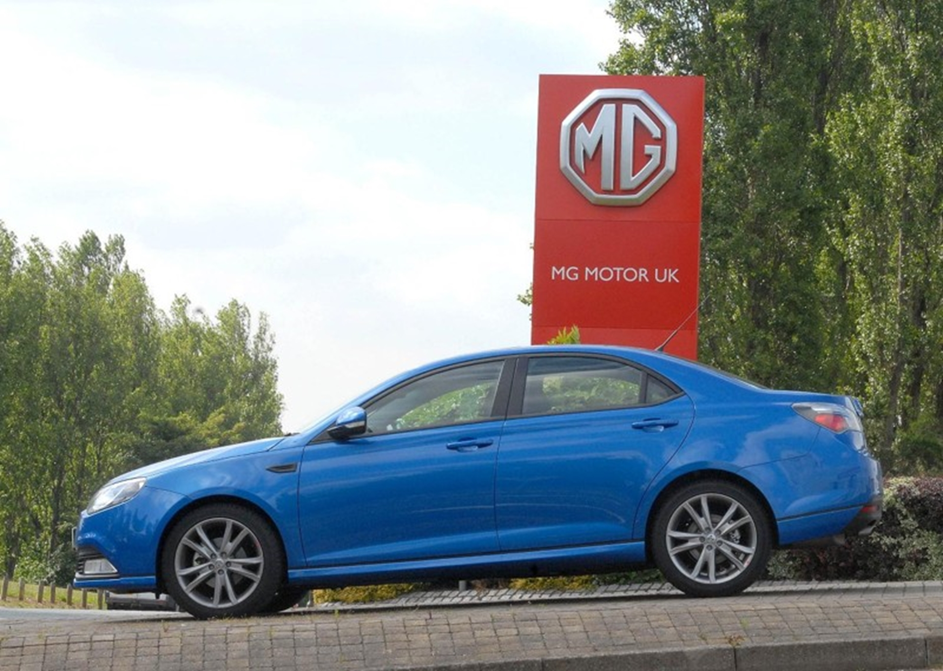 MG Dealership