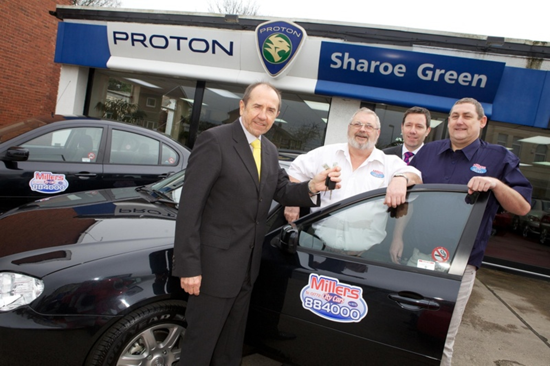 Local Cab Company Goes Carbon Conscious with New Fleet of LPG