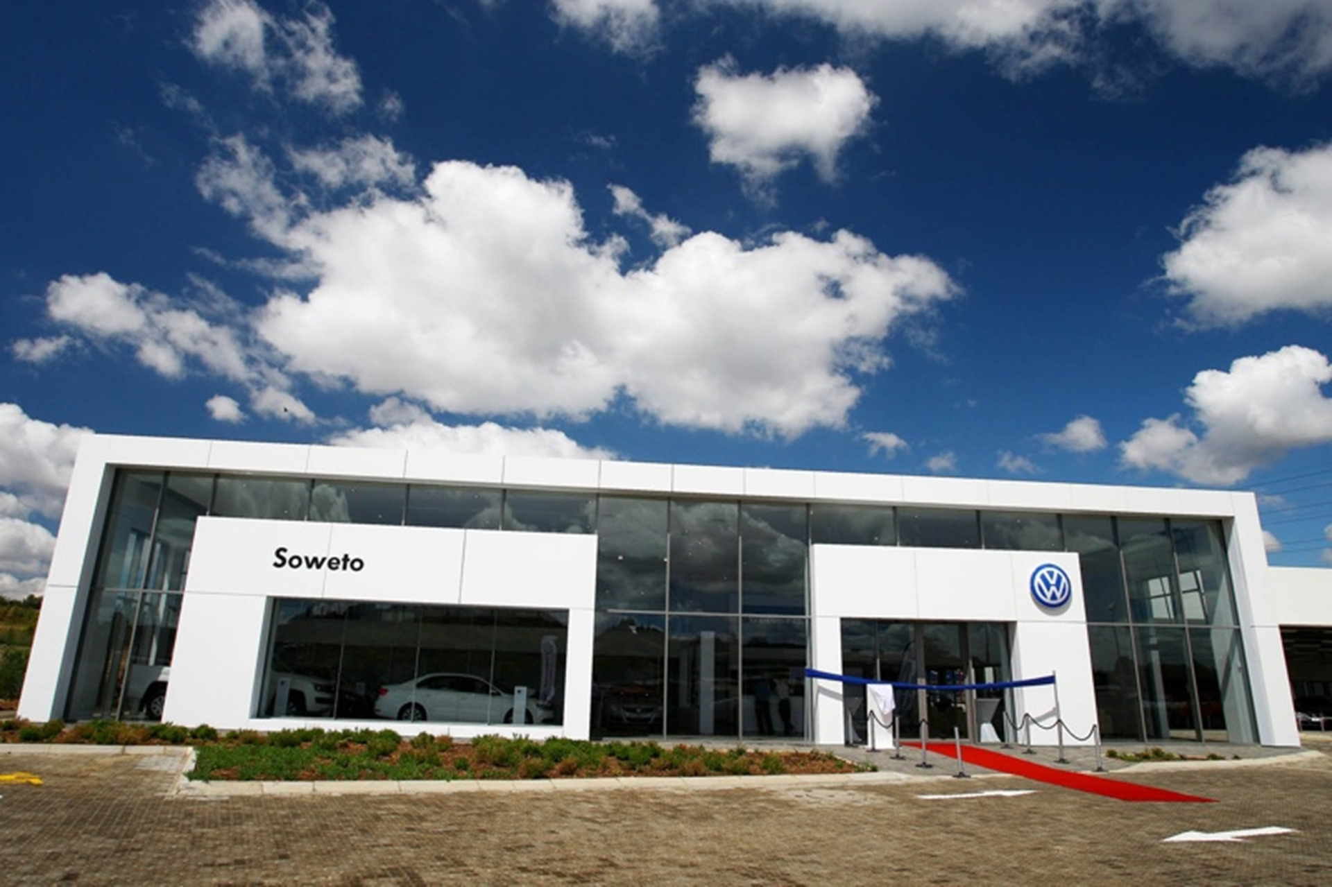 Soweto Volkswagen Dealership Officially Opened