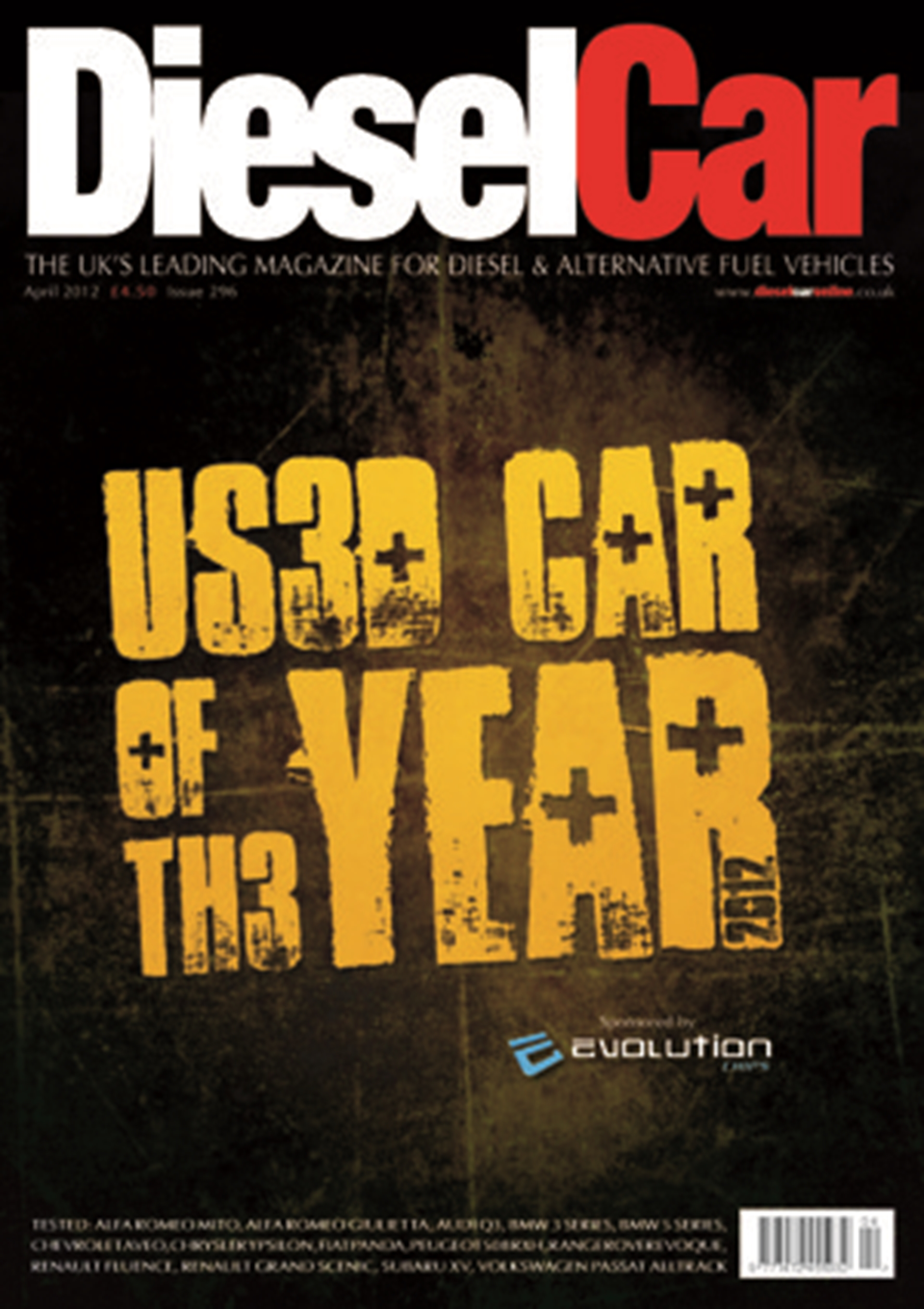 Used car of the Year