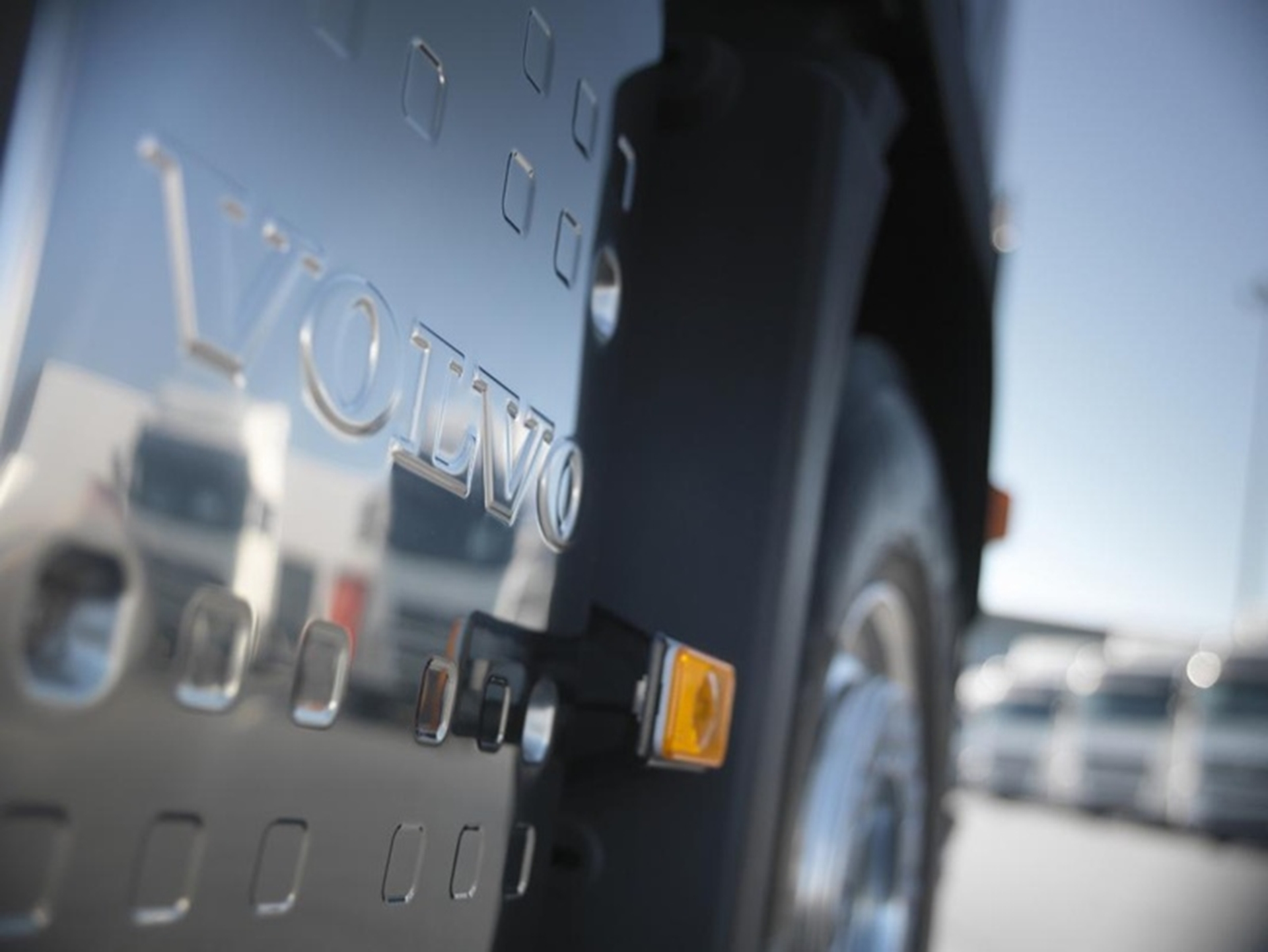 Volvo Truck Deliveries