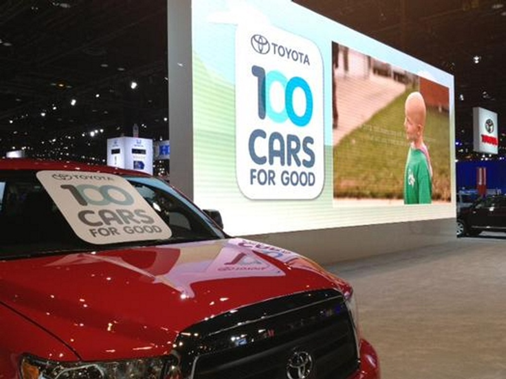100 cars for good toyota