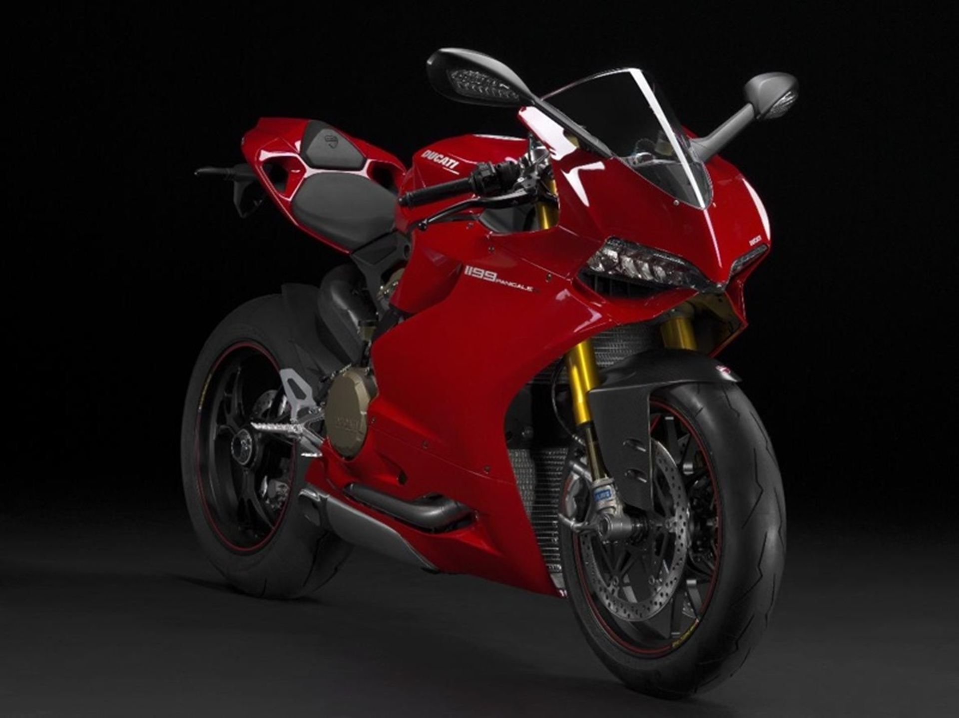 1199 Panigale S 2012