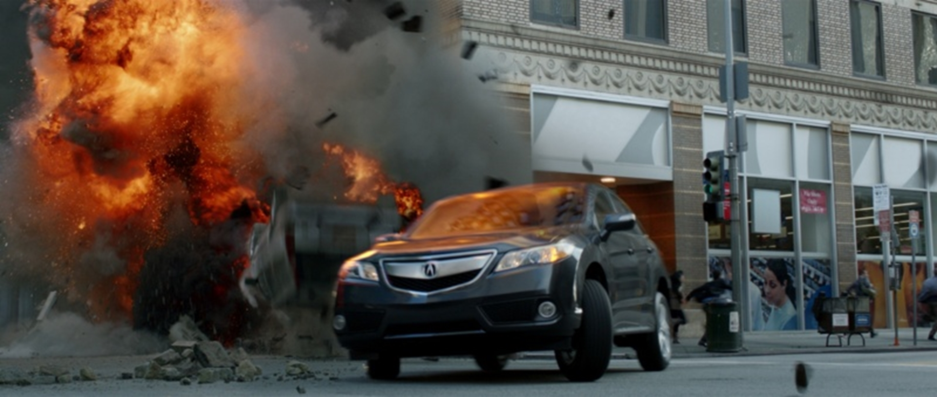 Acura RDX Avengers Commercial