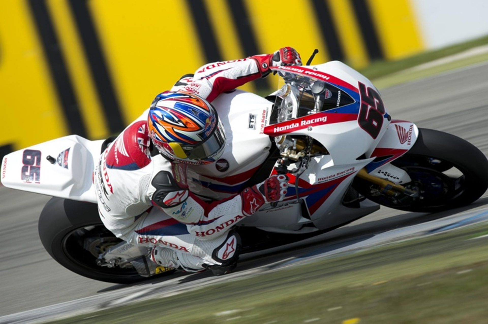 Assen qualifying 2012
