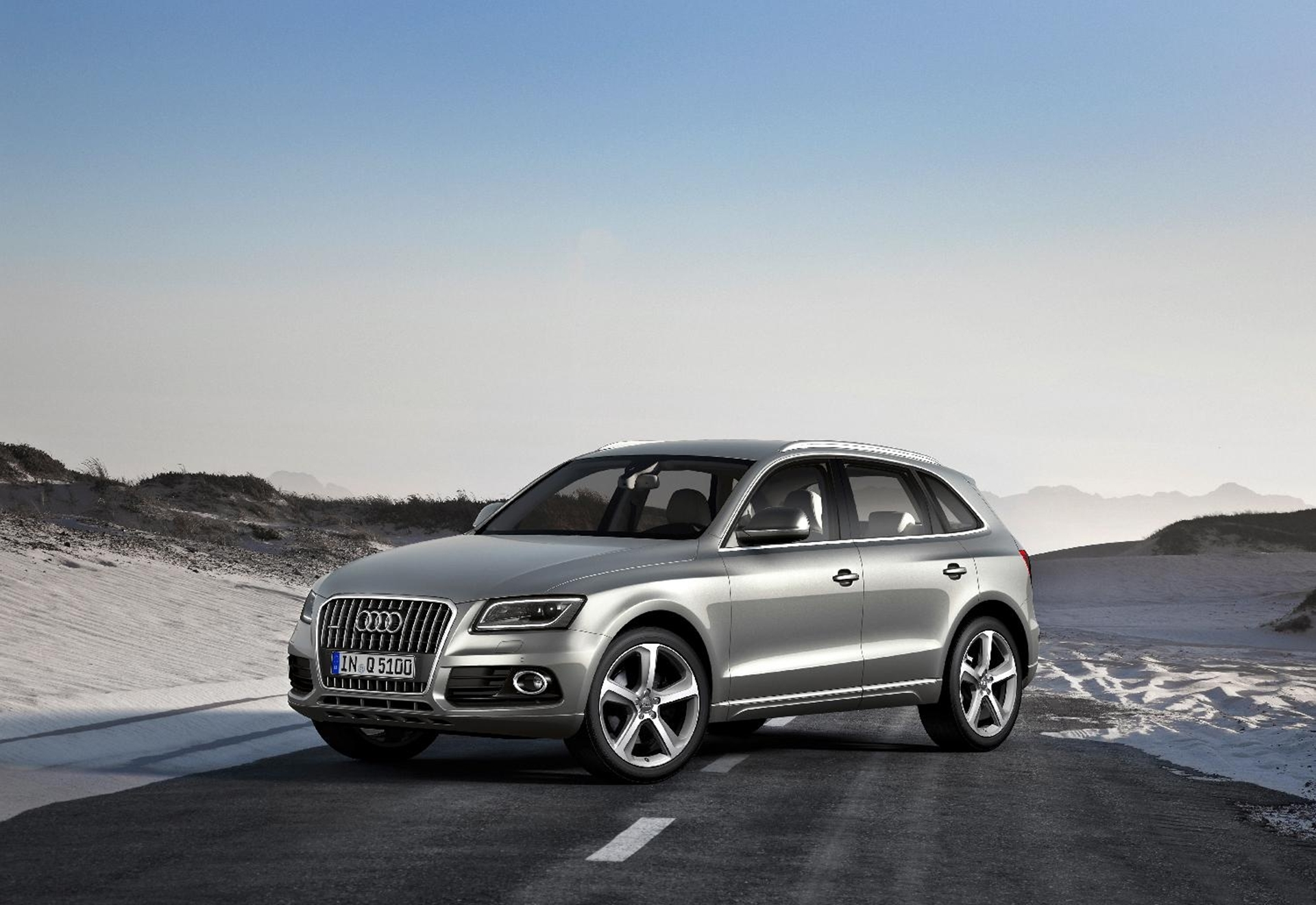 new generation audi q5 rings the changes. Black Bedroom Furniture Sets. Home Design Ideas
