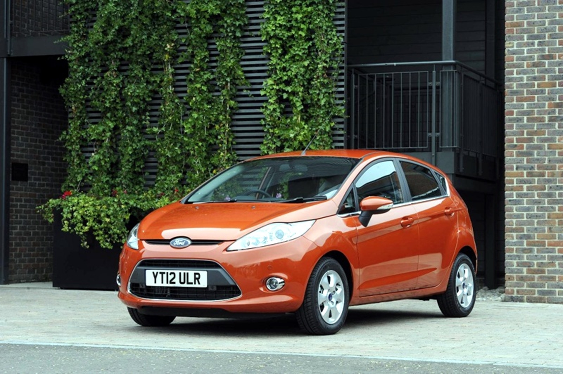 Ford Fiesta is the UK best-selling vehicle for the month of March