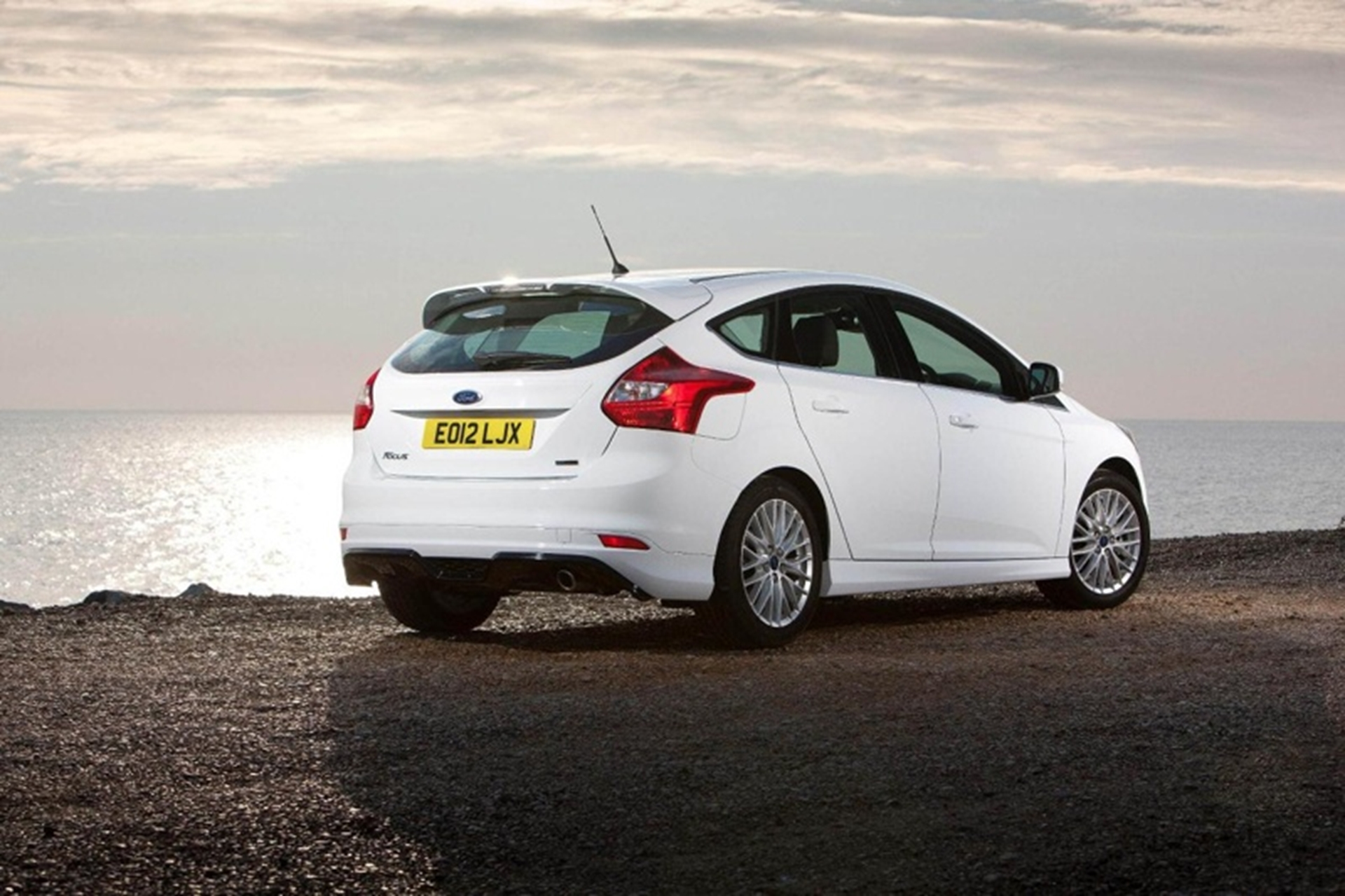 Ford Focus is the UK second best-selling vehicle year to date