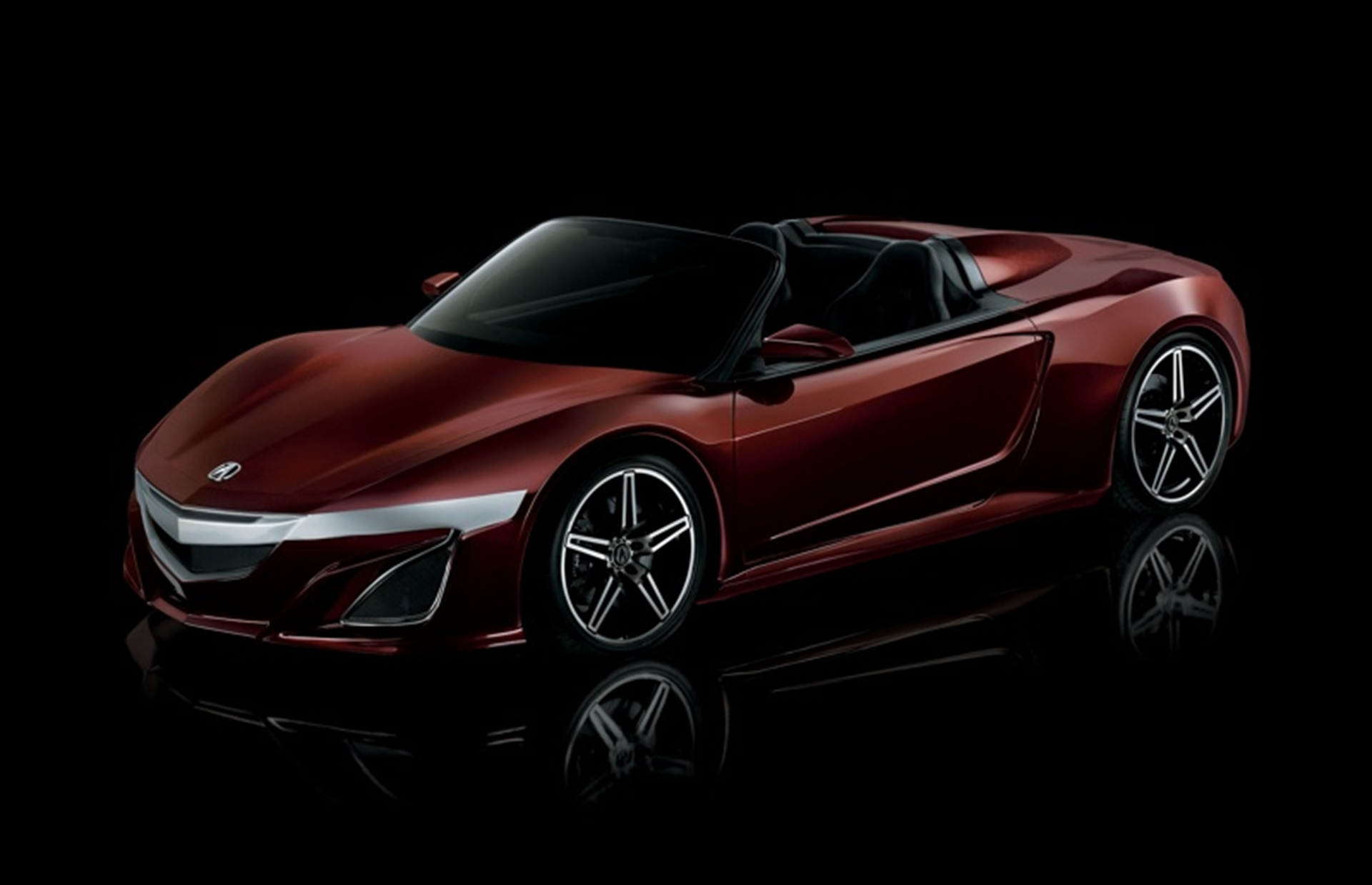 Honda Acura Sports Car Avengers