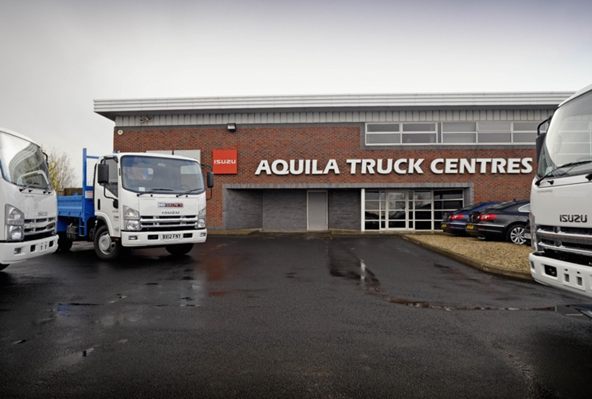 ISUZU Aquila Dealership News