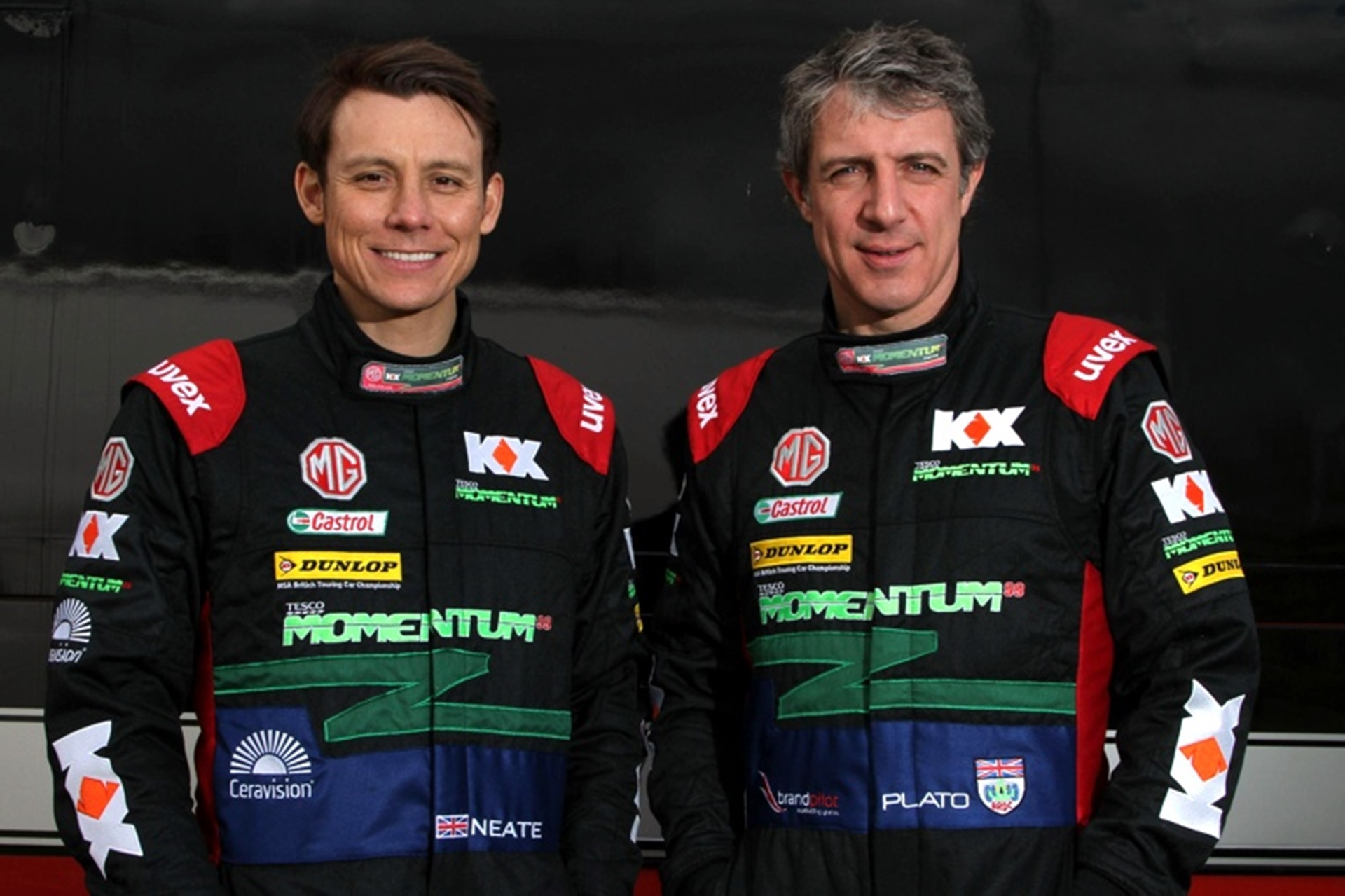 Jason Plato in racing MG6 GT