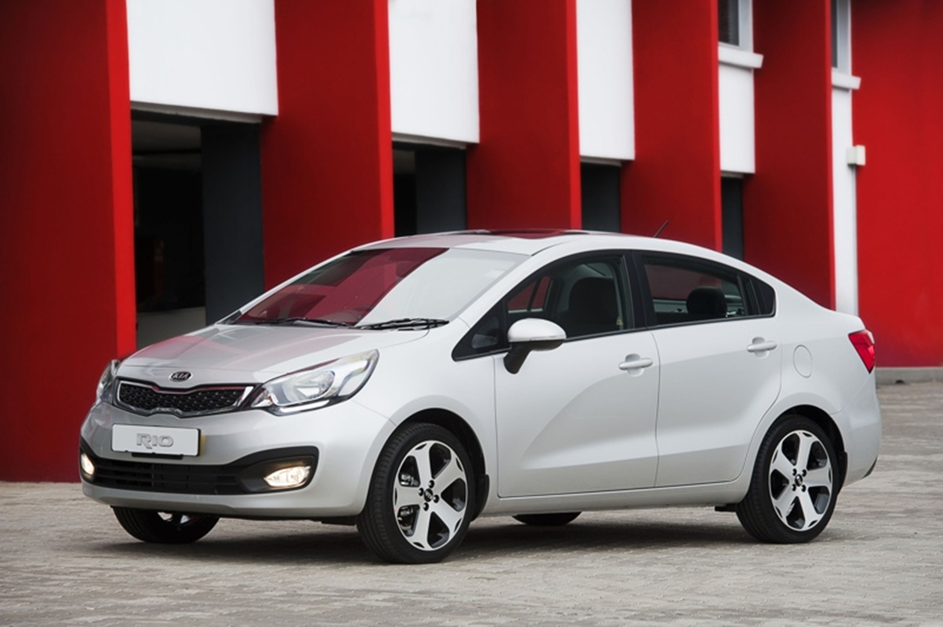 KIA Rio Standard Equipment