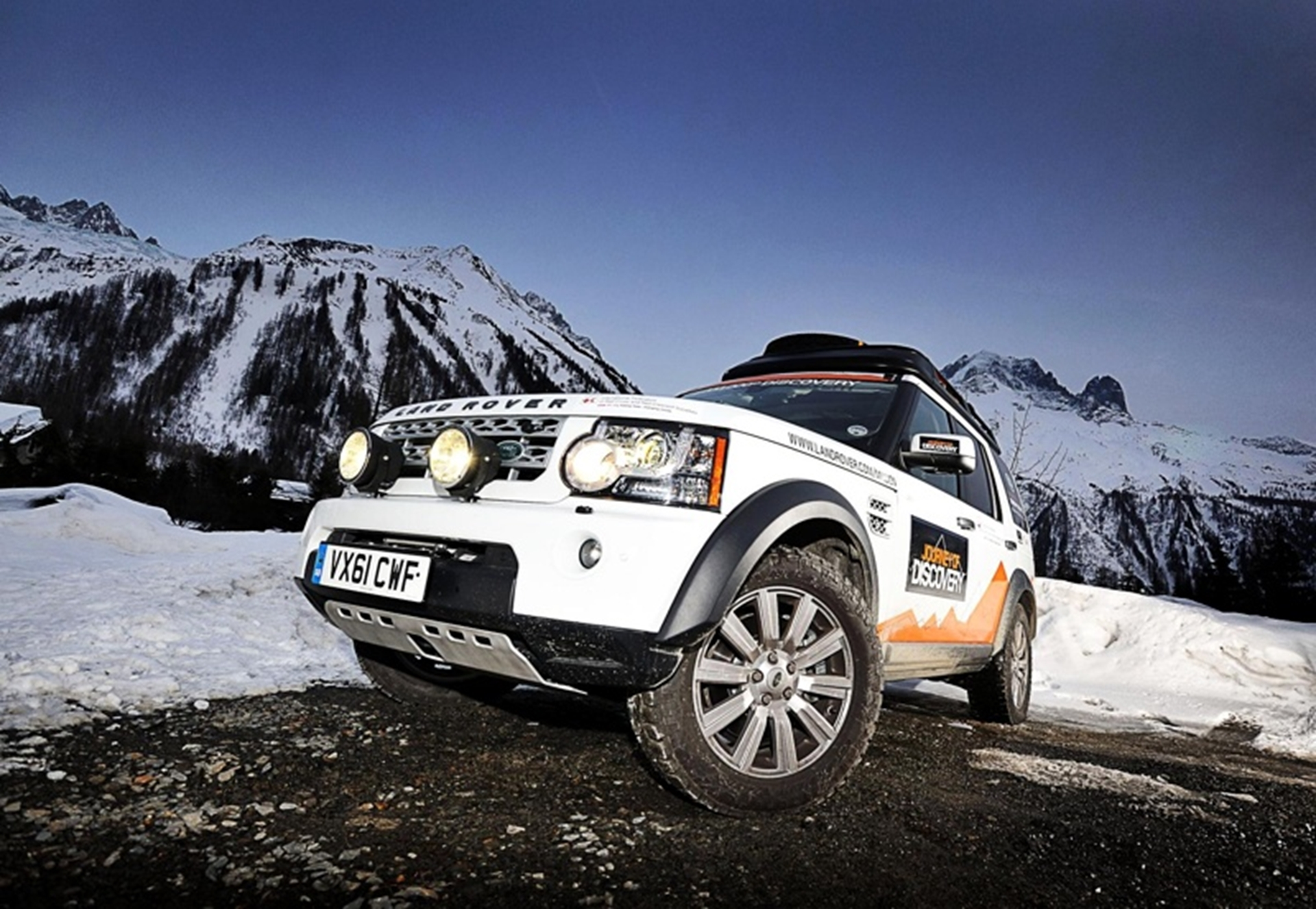 Land Rover Journey Of Discovery