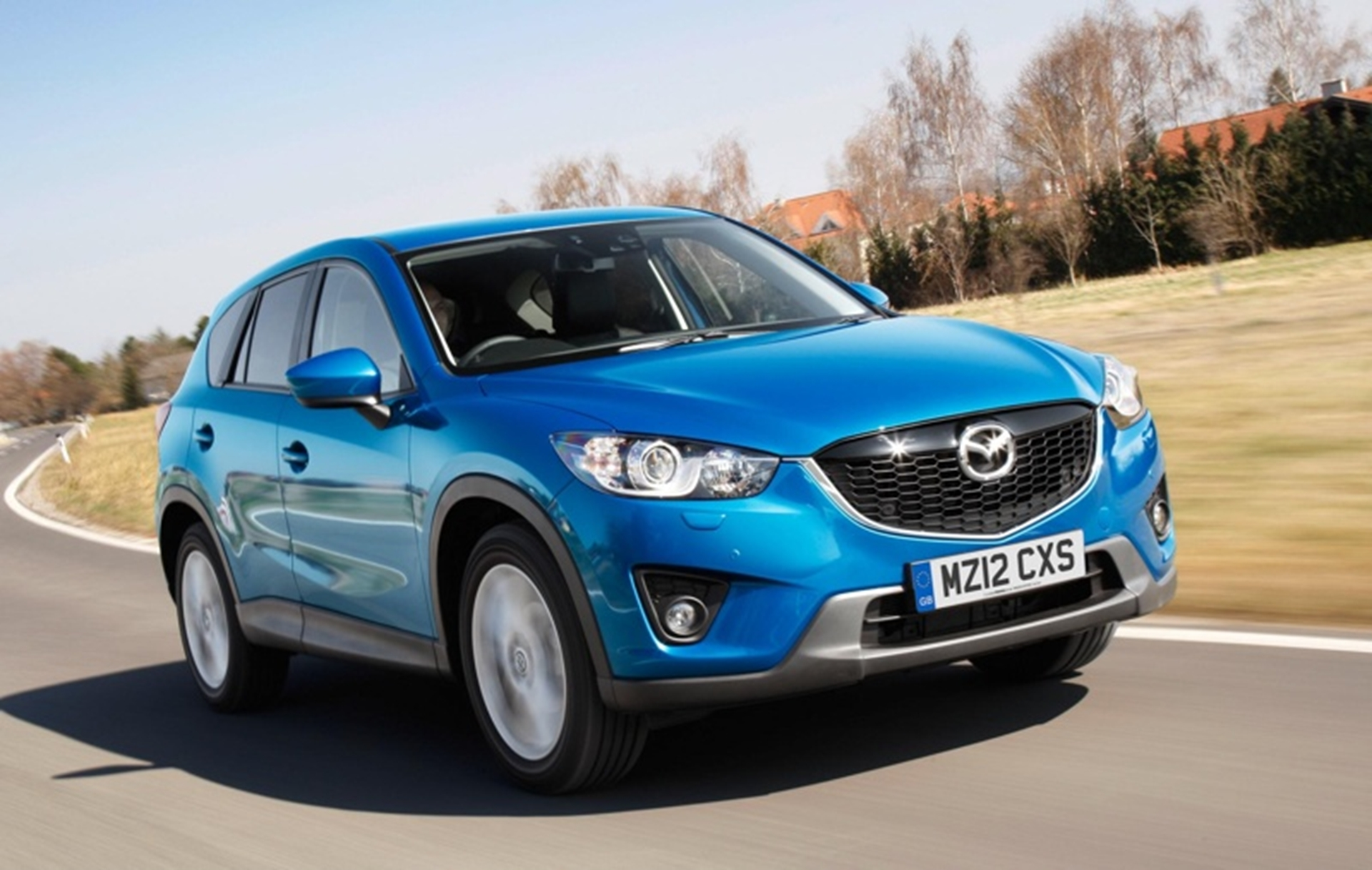 U201cWe Believe That The Mazda CX 5 Will Bring New Customers To Mazda. The  Compact SUV Segment Is One That Is Growing U2013 Sales Grew By 38.5 Percent  Year On Year ...