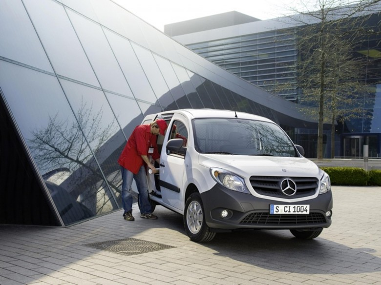 Mercedes-Benz Citan 2012