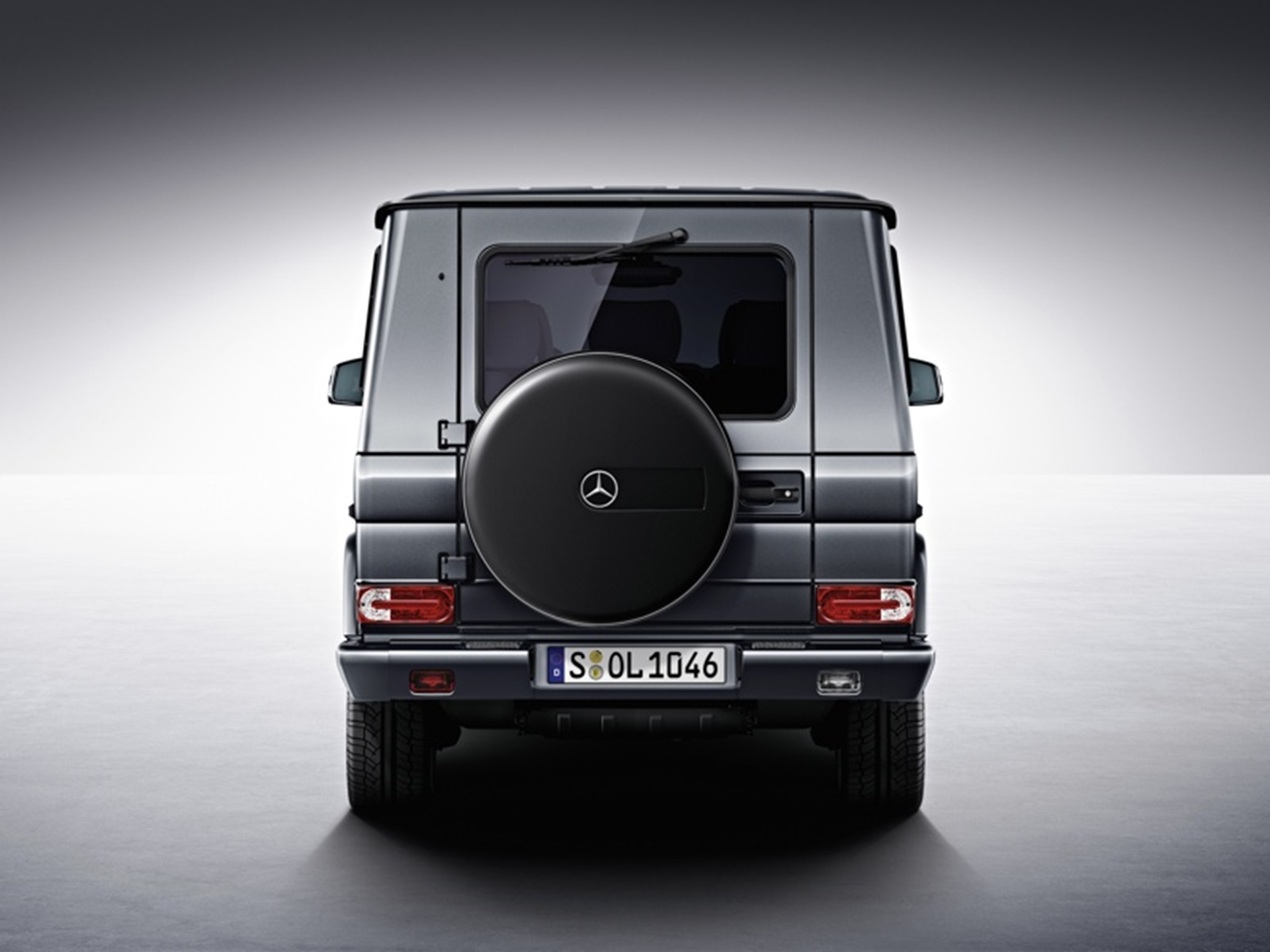 Mercedes-Benz G Classs Rear View