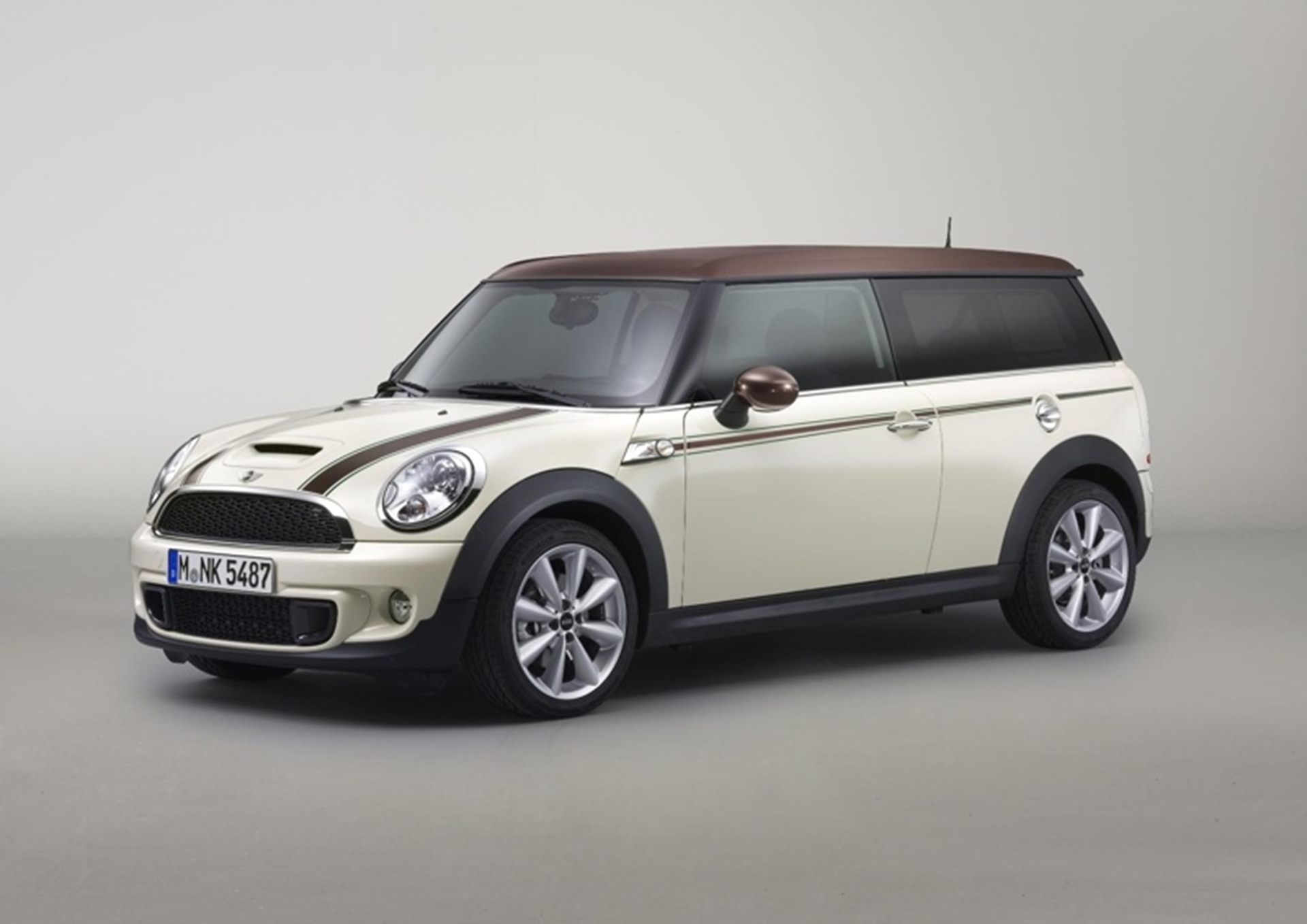 Mini Clubman Hyde Park