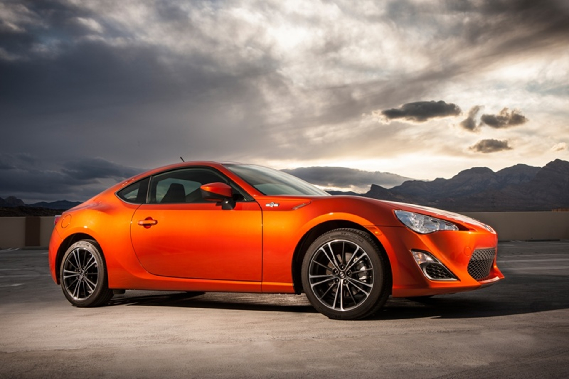 Scion FRS 2012