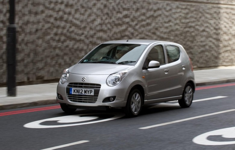 Suzuki Alto London