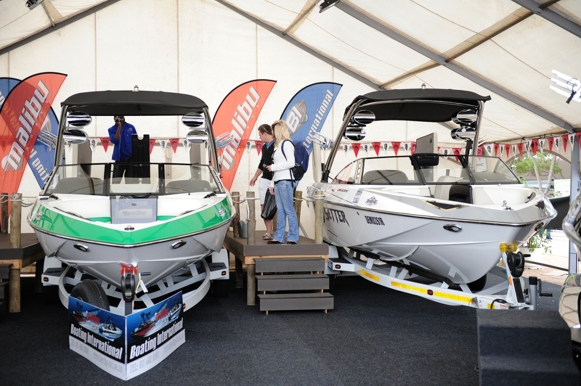 boat show rand show 2012