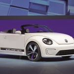 Asian premiere of the E-Bugster – an electrified Beetle