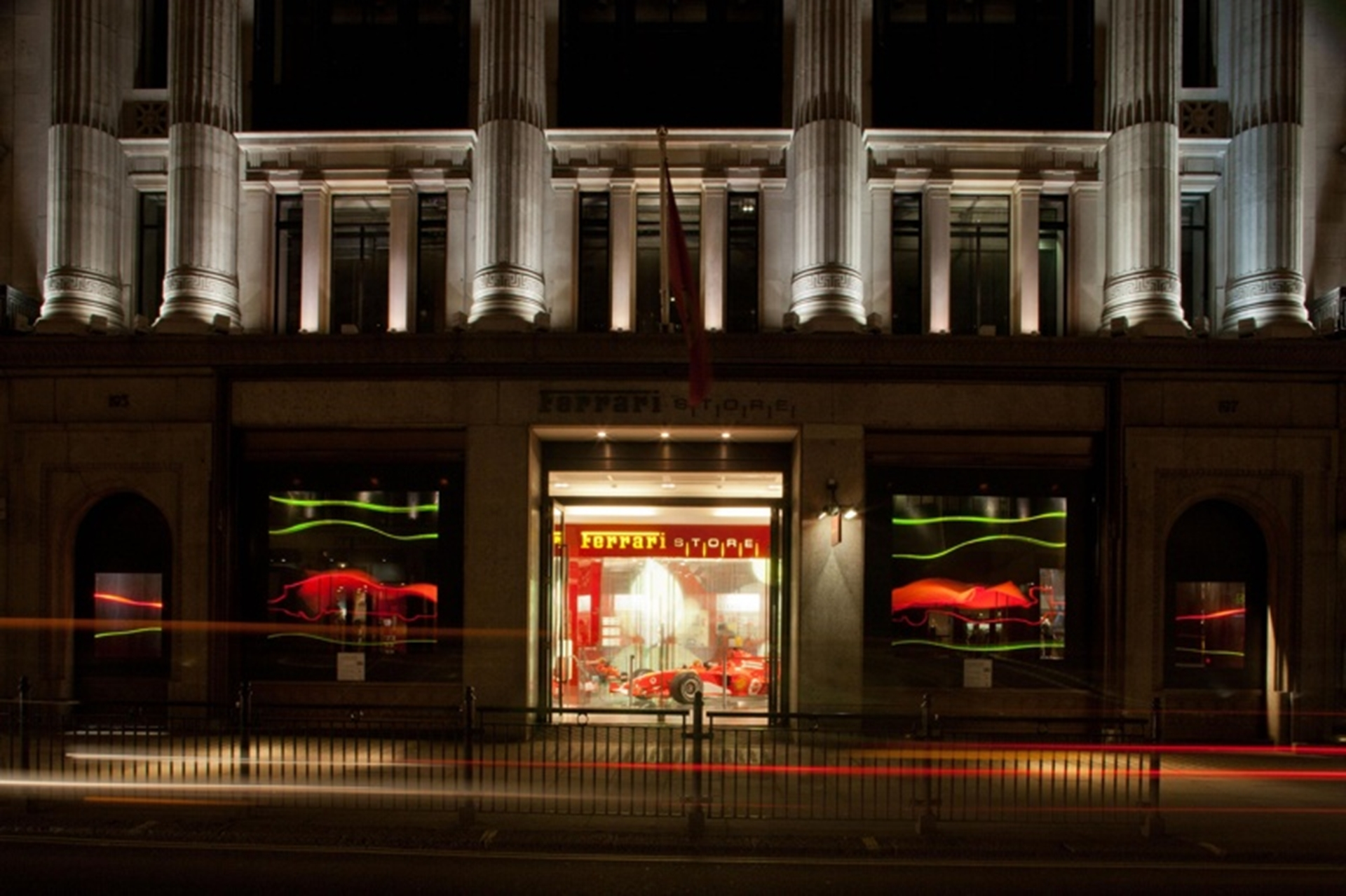 The regent street windows project 2012 - The Project Combines Cutting Edge Architecture With Unique Retail Design To Challenge Expectations And Bring A New Approach To The Shopping Experience