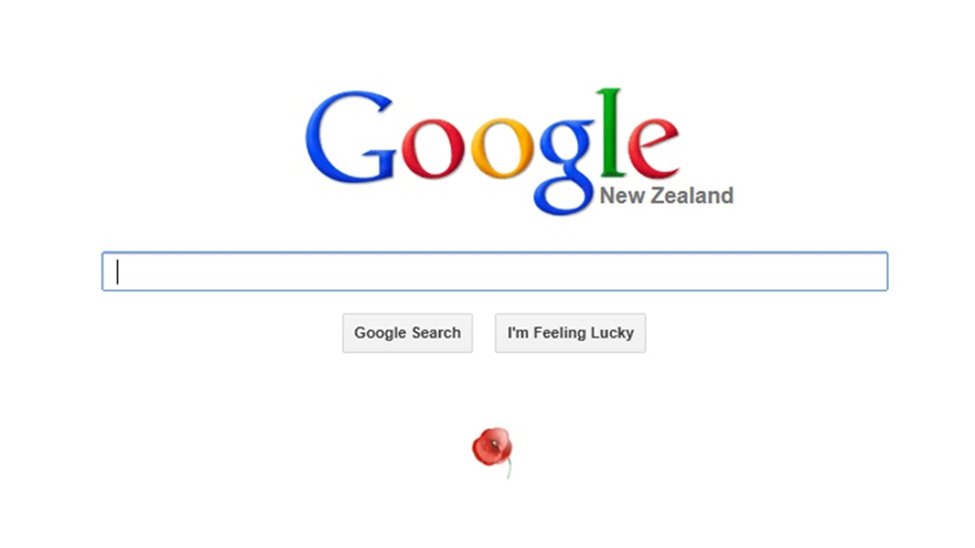Google Doodle Anzac Day