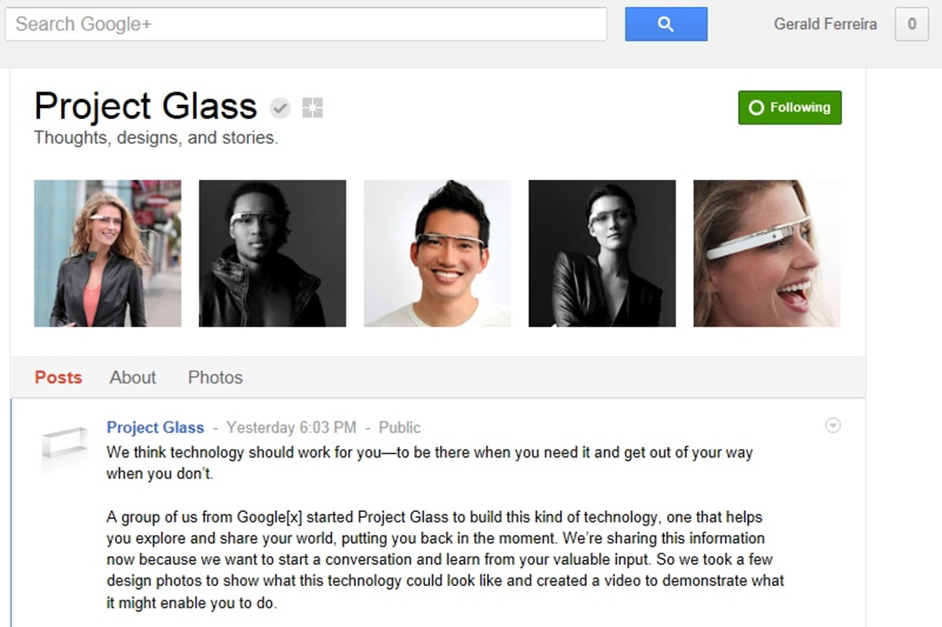 google glass project video Google has revealed its project glass is working on developing augmented reality glasses that would put a wealth of information at their fingertips - or at the end of.