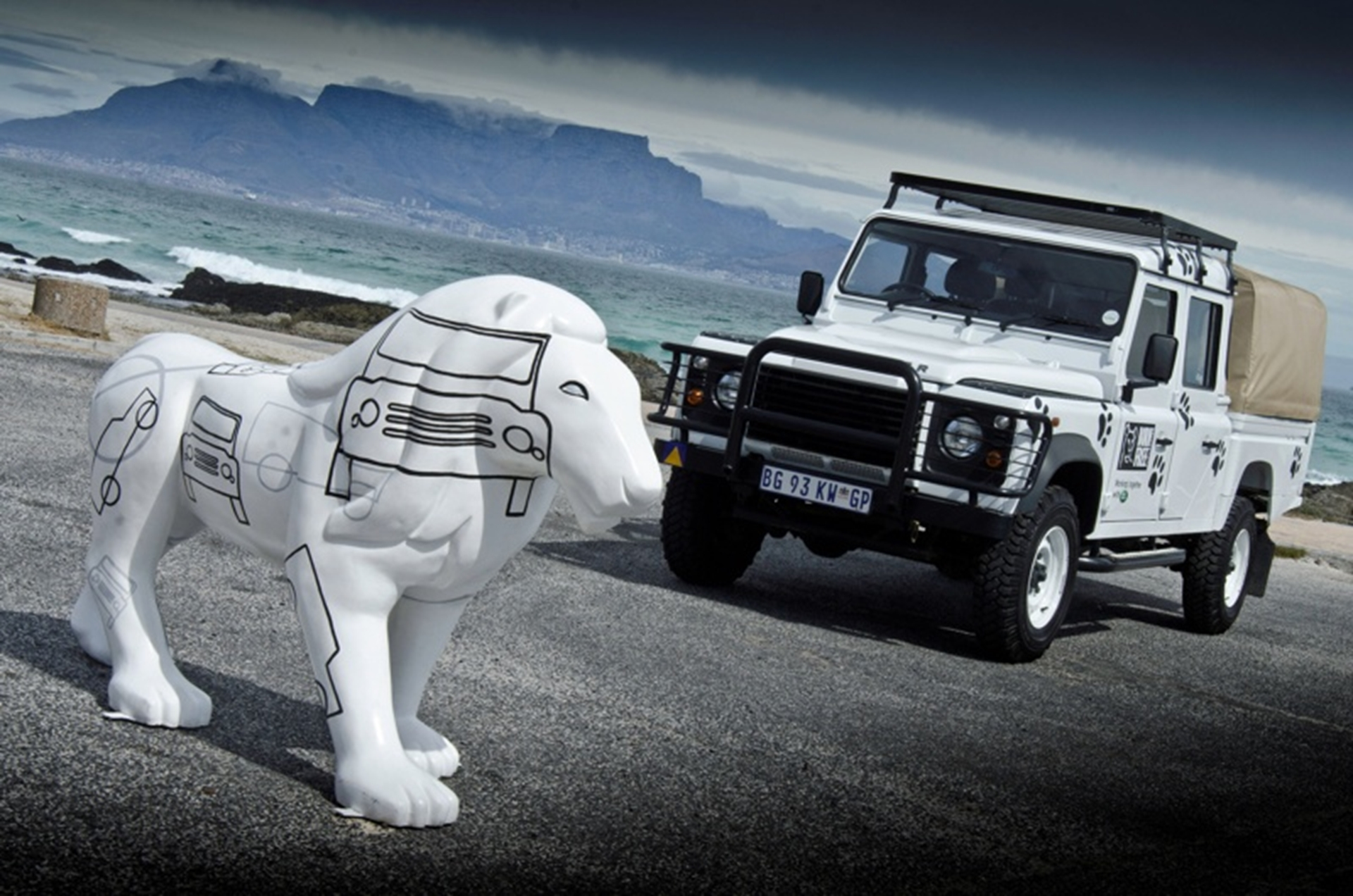 Land Rover Cape Town South Africa